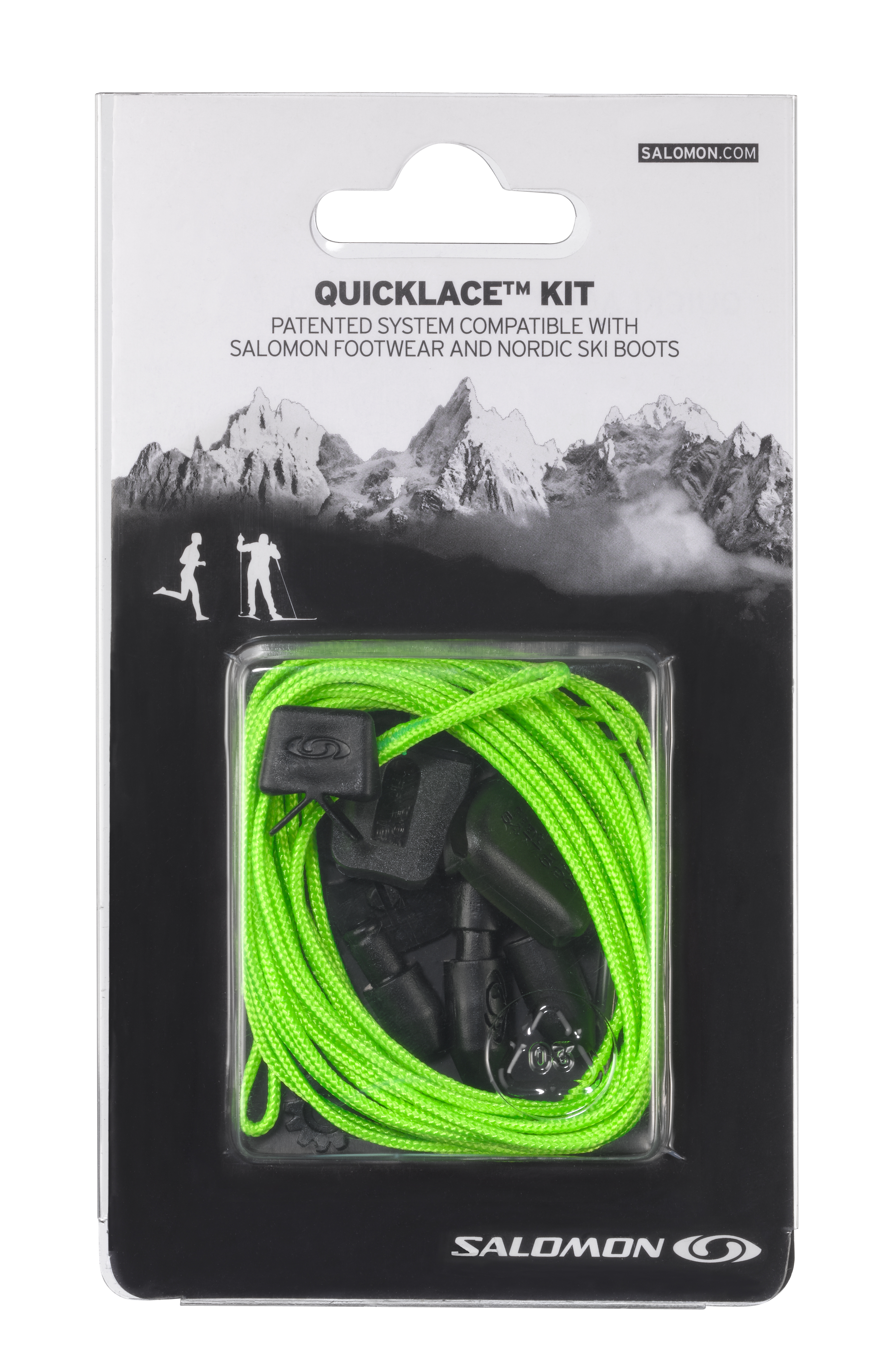 Salomon Шнурки Quicklace Kit