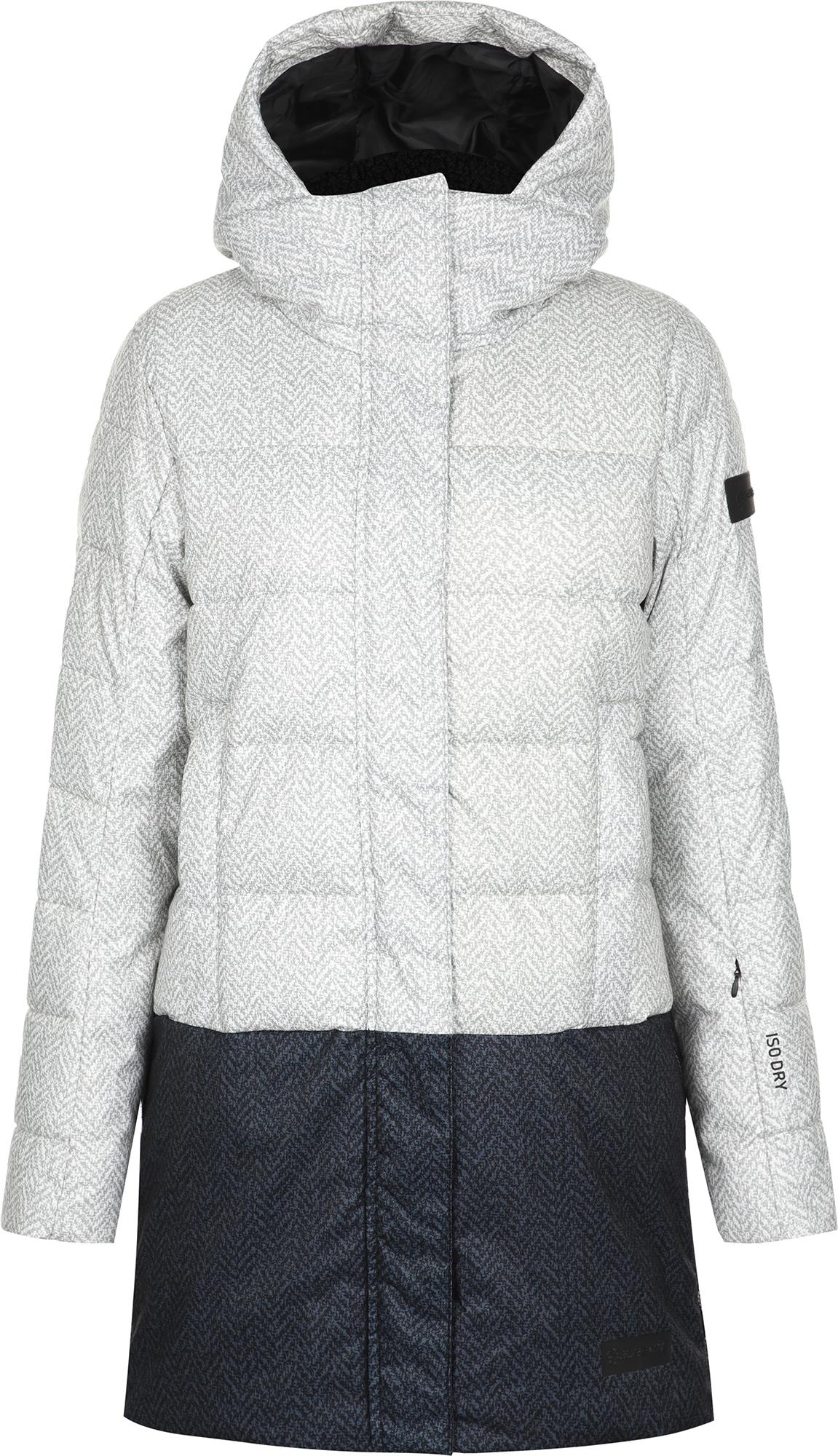 Glissade Куртка утепленная женская Glissade, размер 50