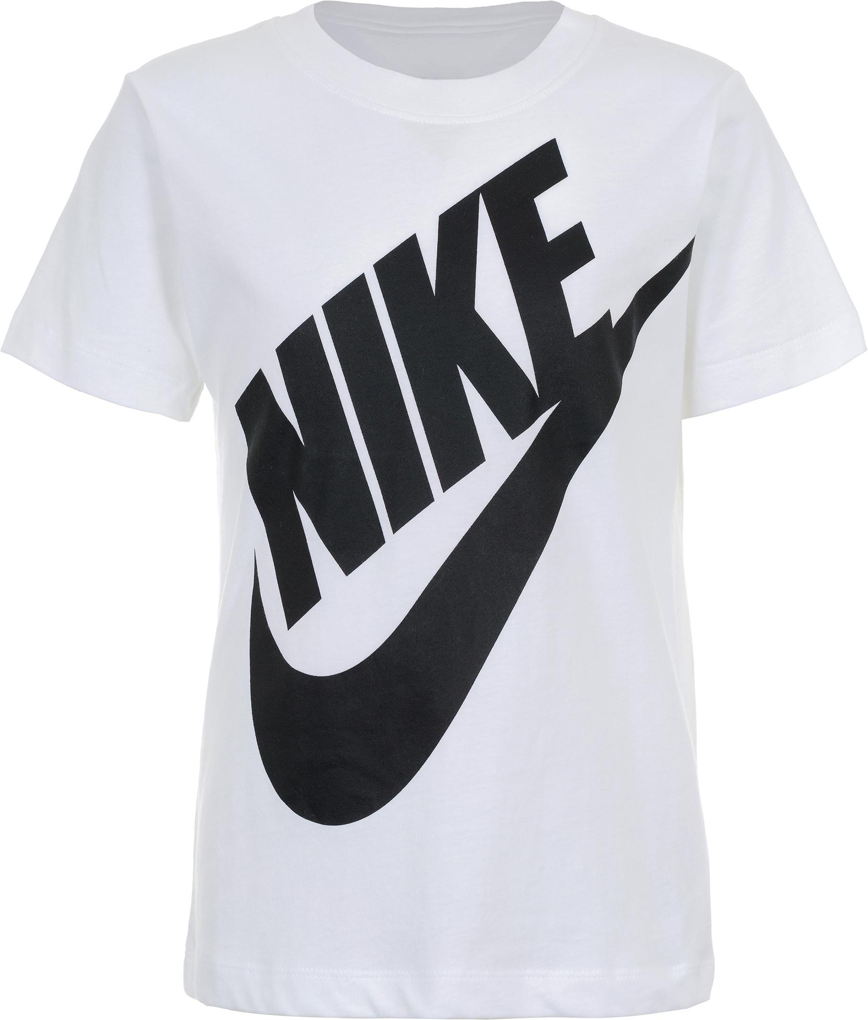Nike Футболка для мальчиков Nike, размер 122 цена 2017