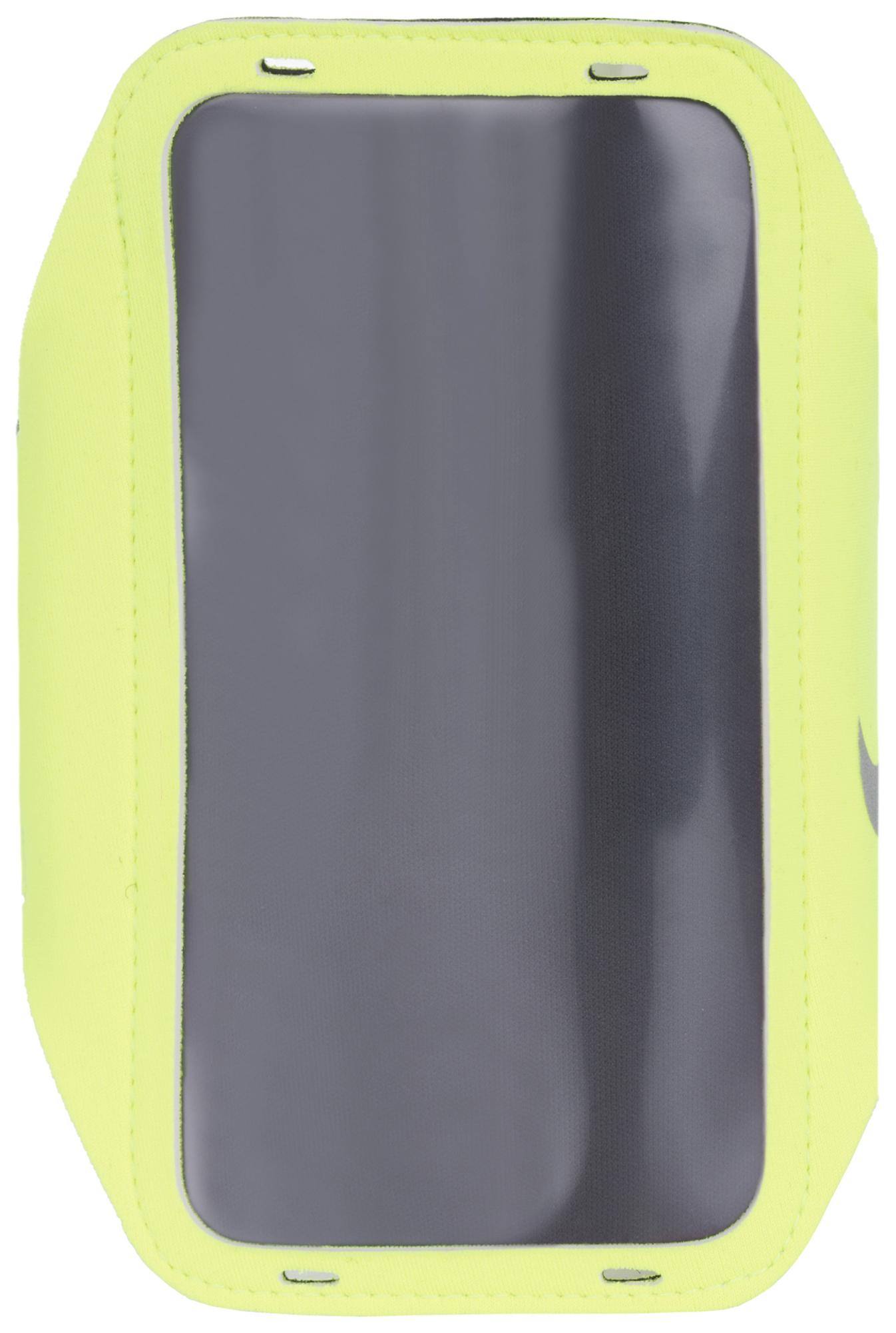 Nike Чехол на руку для смартфона Nike чехол для телефона на руку nike lean arm band цвет салатовый серый