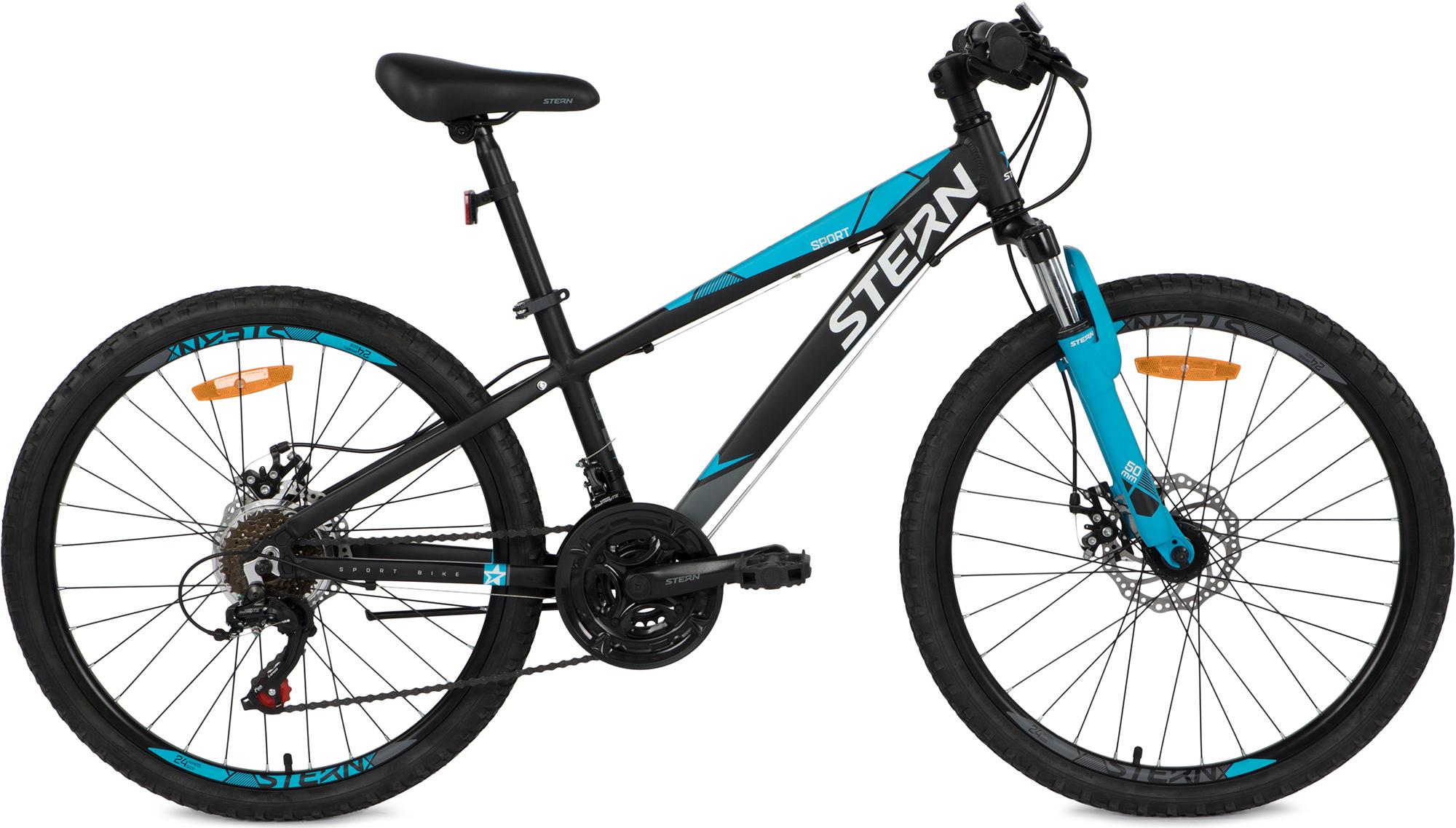 Stern Велосипед подростковый Stern Attack 24 Sport alt цена