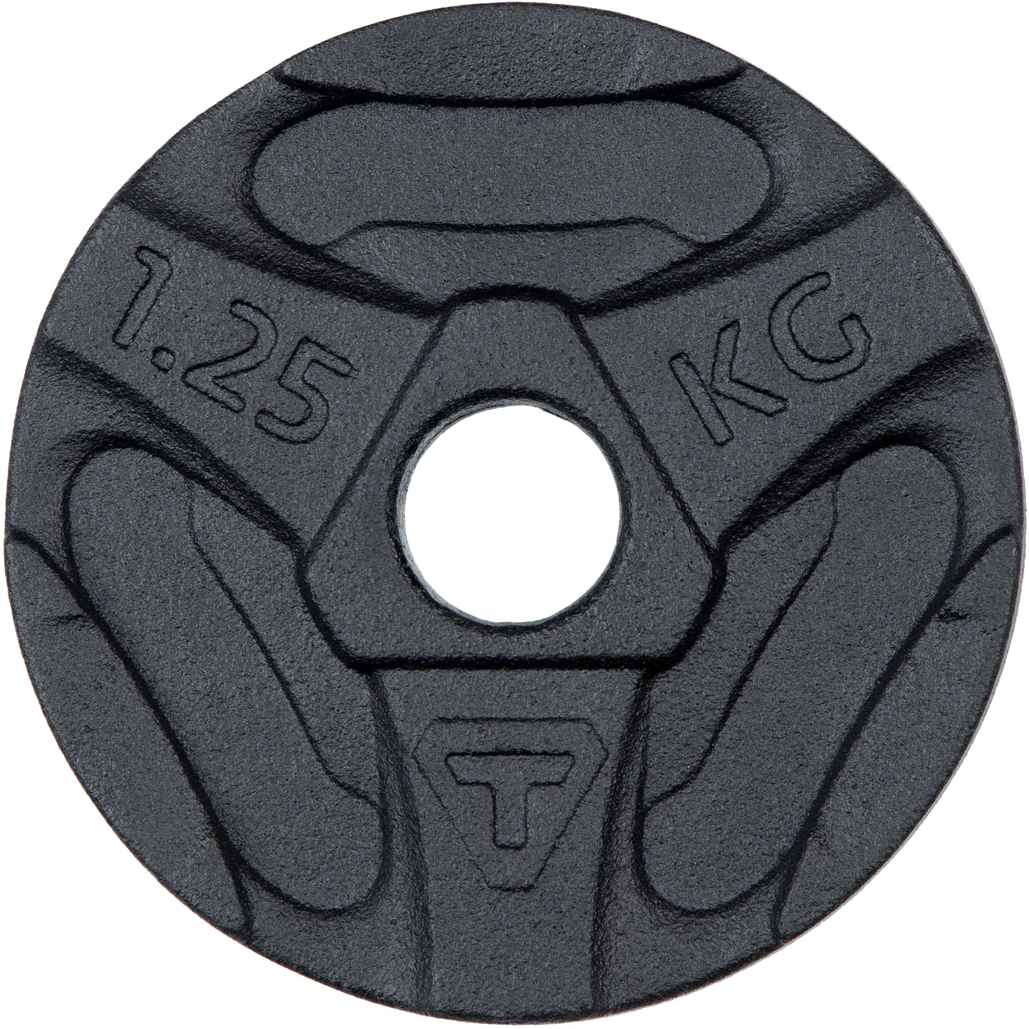 Torneo Блин Torneo без ручек стальной 1,25 кг
