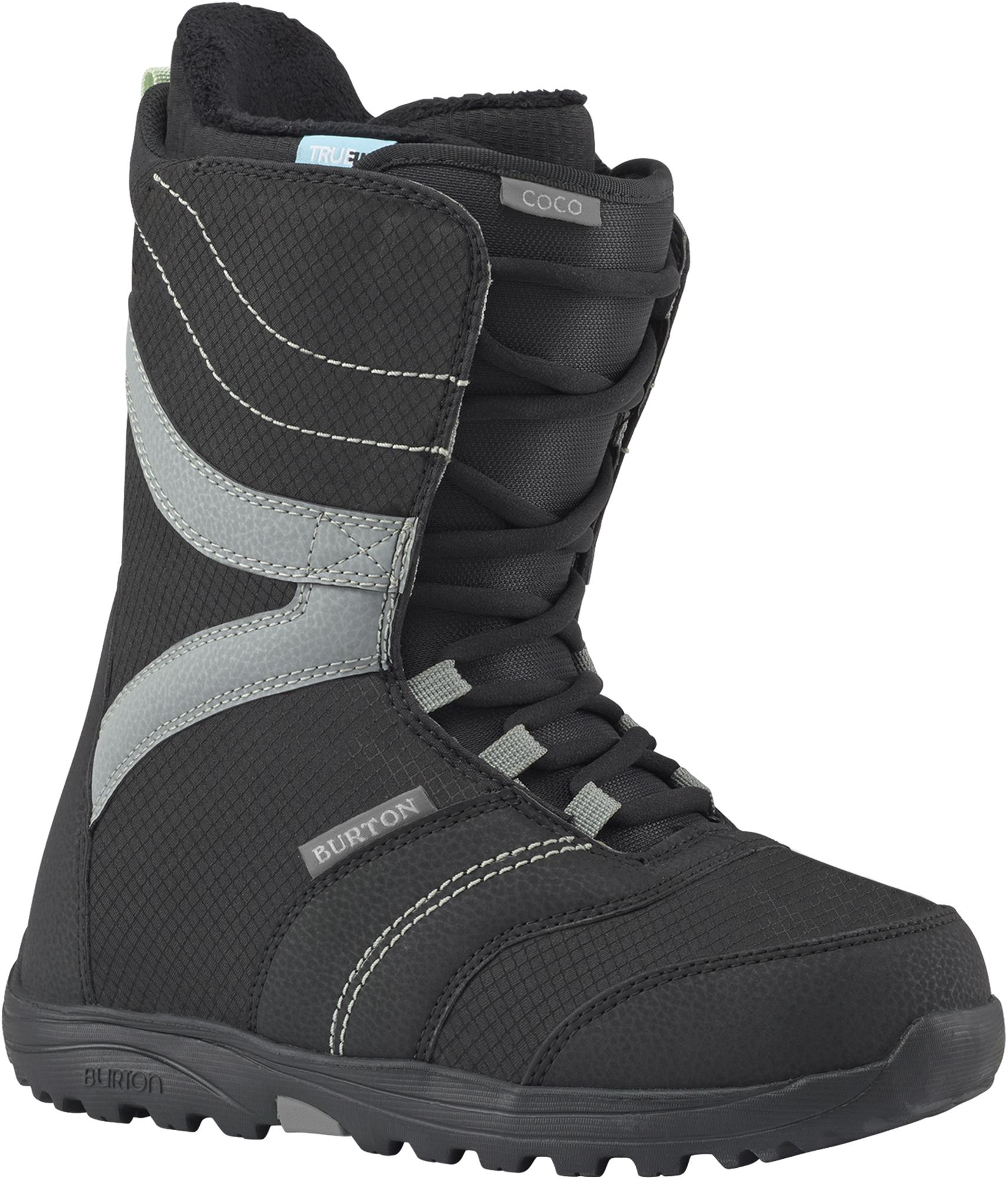 Burton Сноубордические ботинки женские Burton Coco, размер 38,5 цена