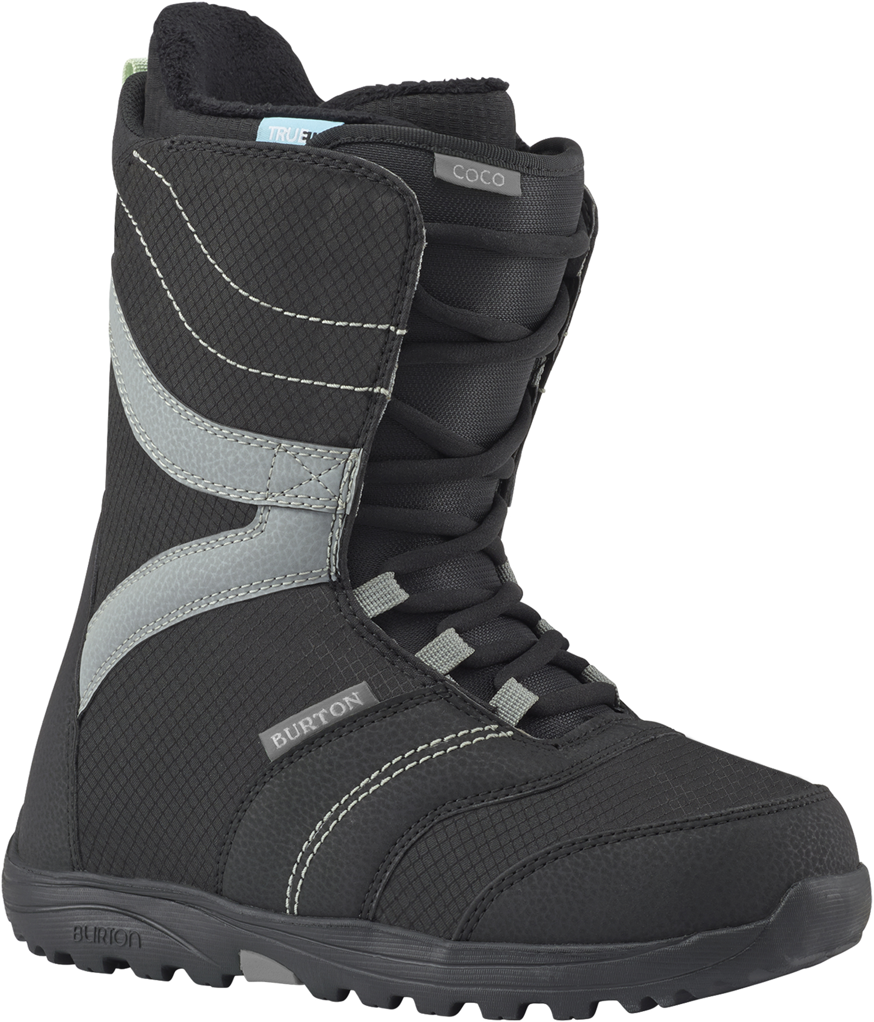 Burton Сноубордические ботинки женские Burton Coco, размер 38,5 брюки burton menswear london burton menswear london bu014emchoc6