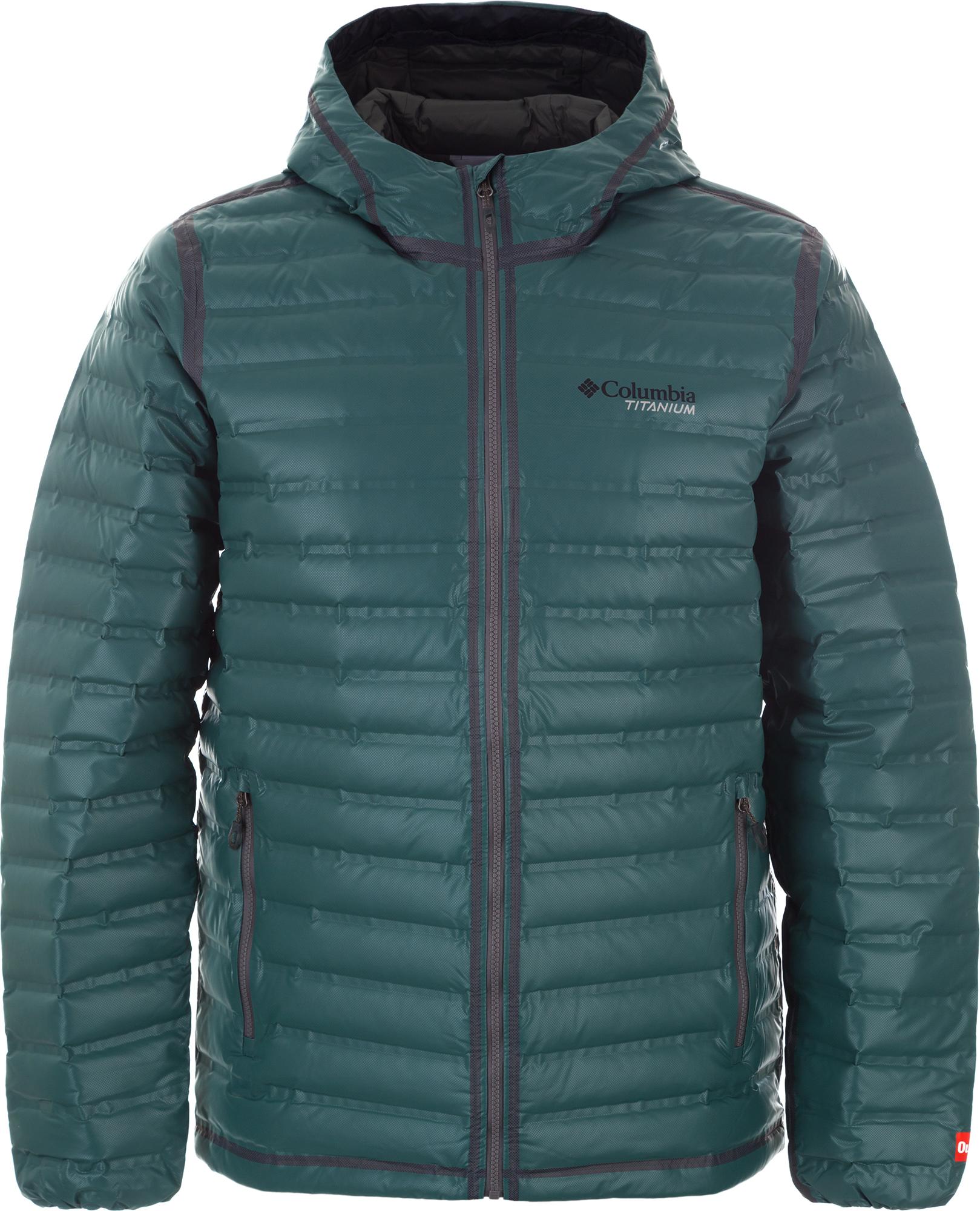Columbia Куртка пуховая мужская Columbia OutDry, размер 46-48 цена 2017