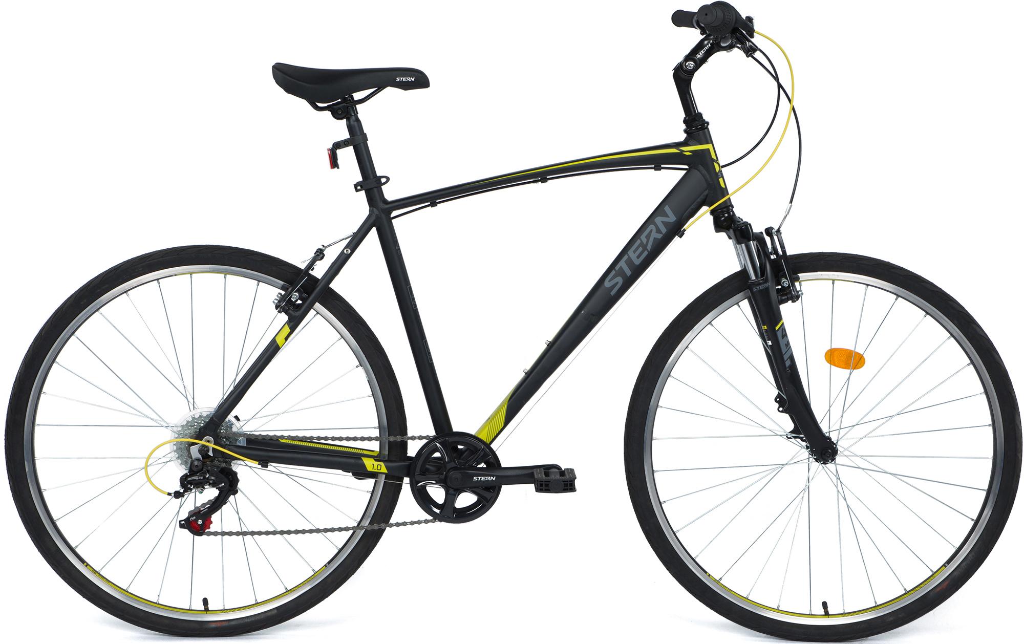 Stern Велосипед городской Stern Urban 1.0 28 велосипед ghost square urban 2 2016