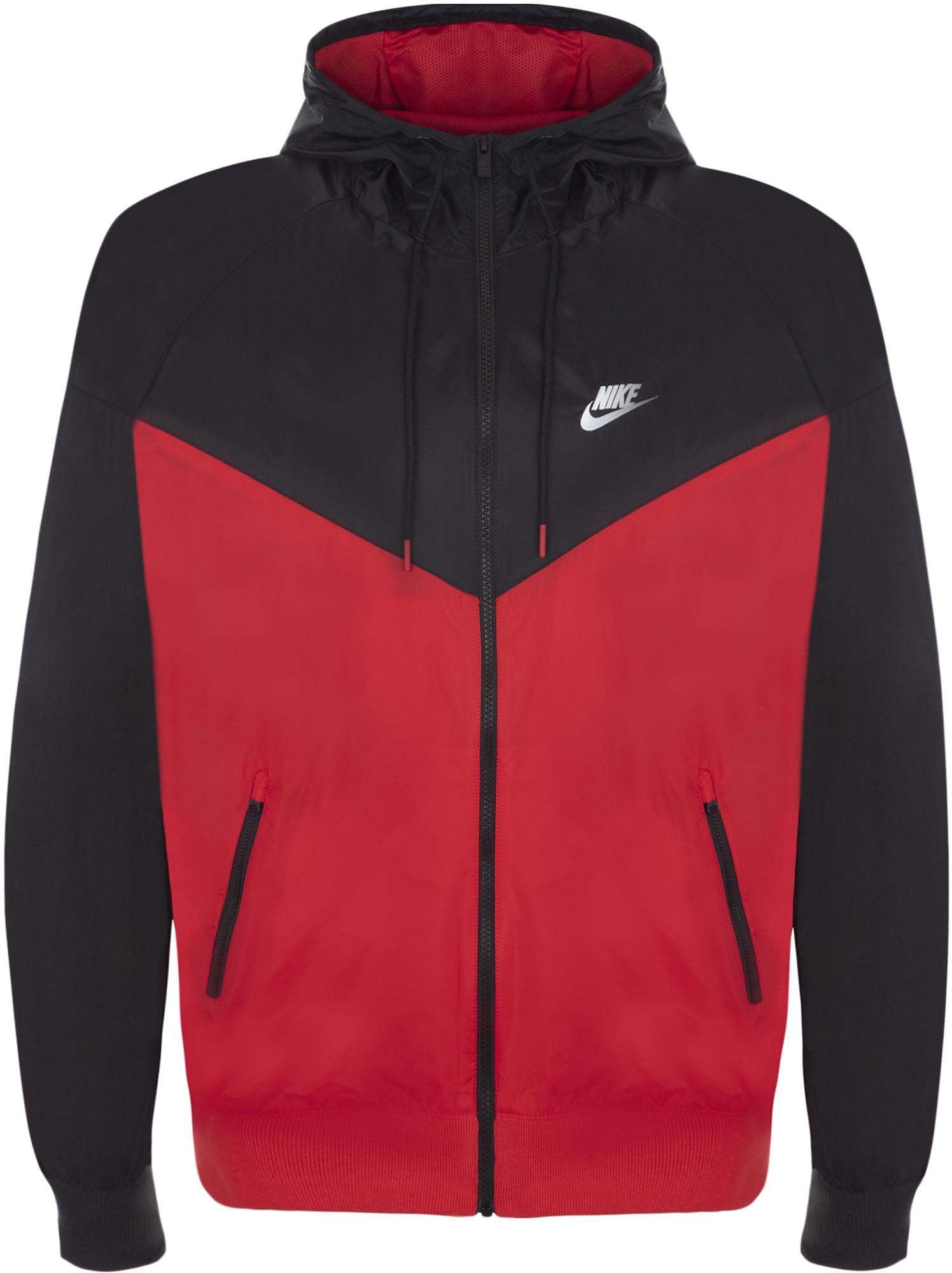 Nike Ветровка мужская Sportswear Windrunner, размер 50-52