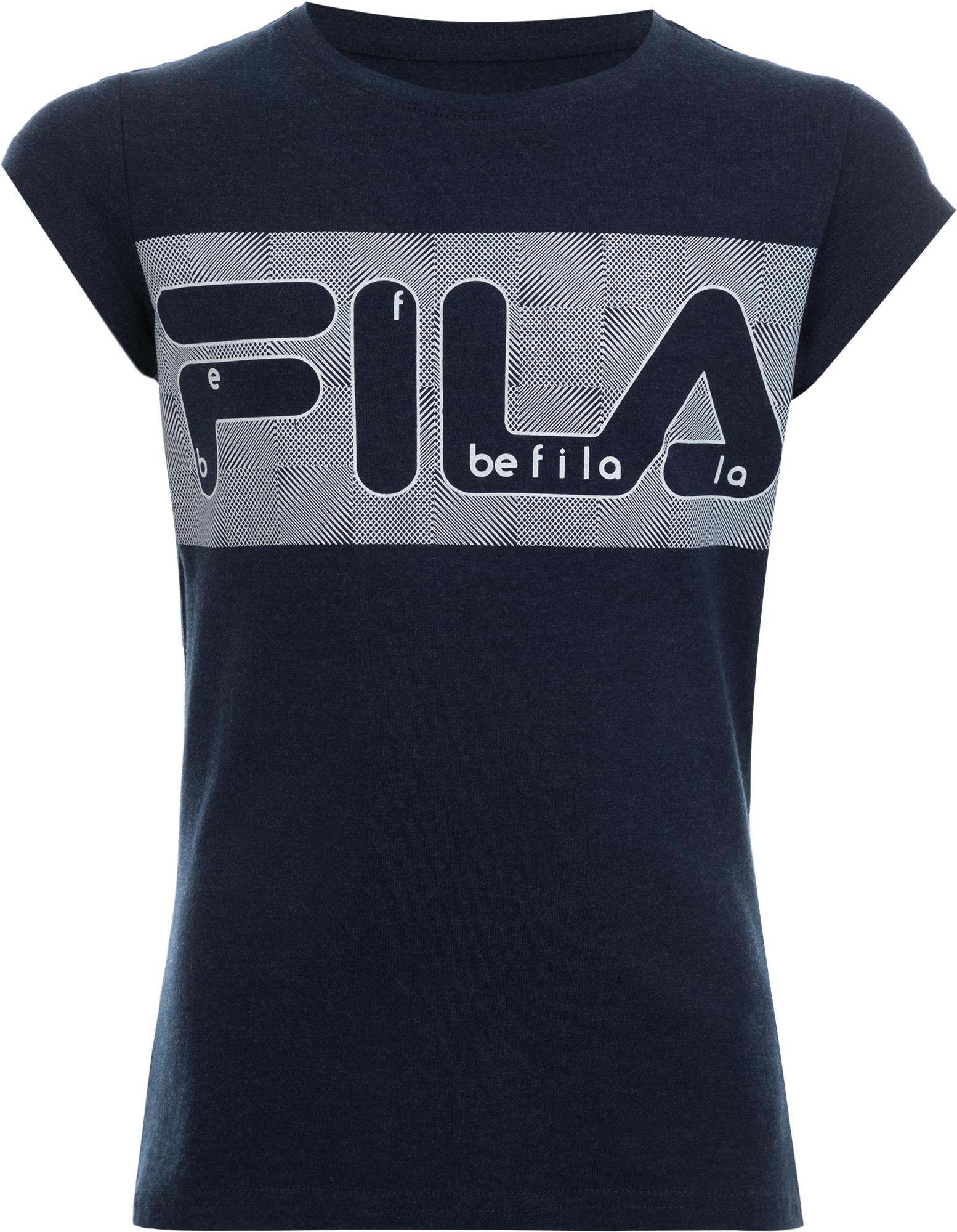 Fila Футболка для девочек Fila, размер 134