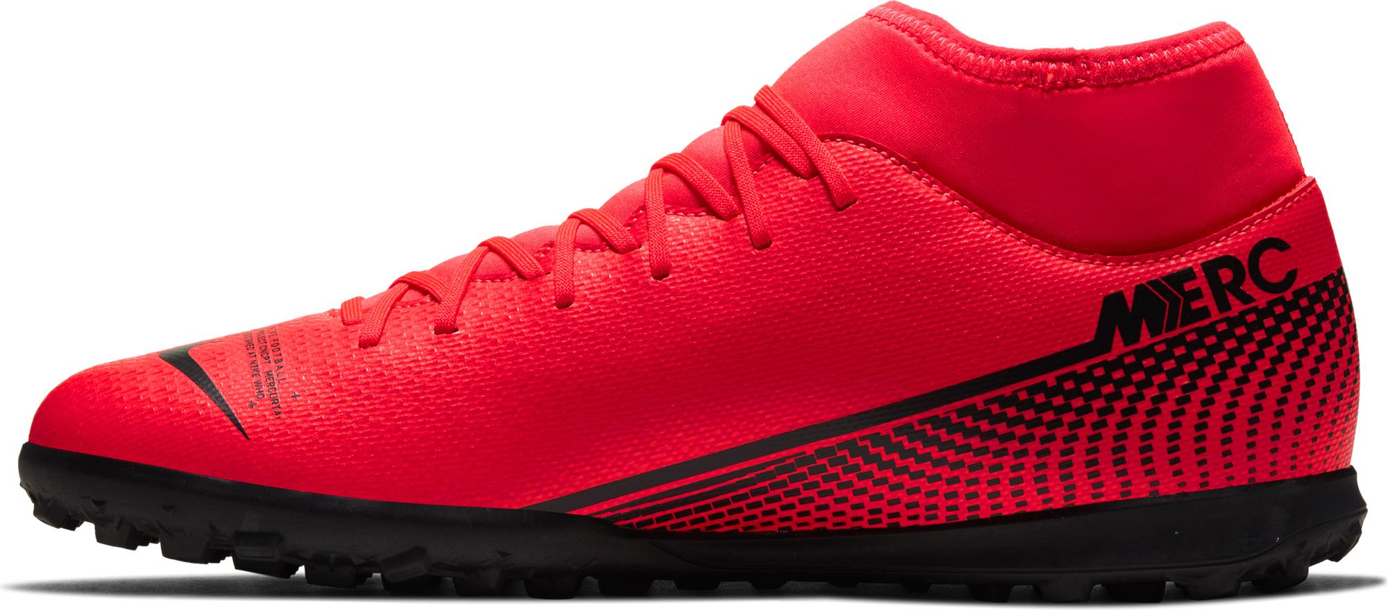 Nike Бутсы мужские Nike Mercurial Superfly 7 Club TF, размер 45 цена 2017