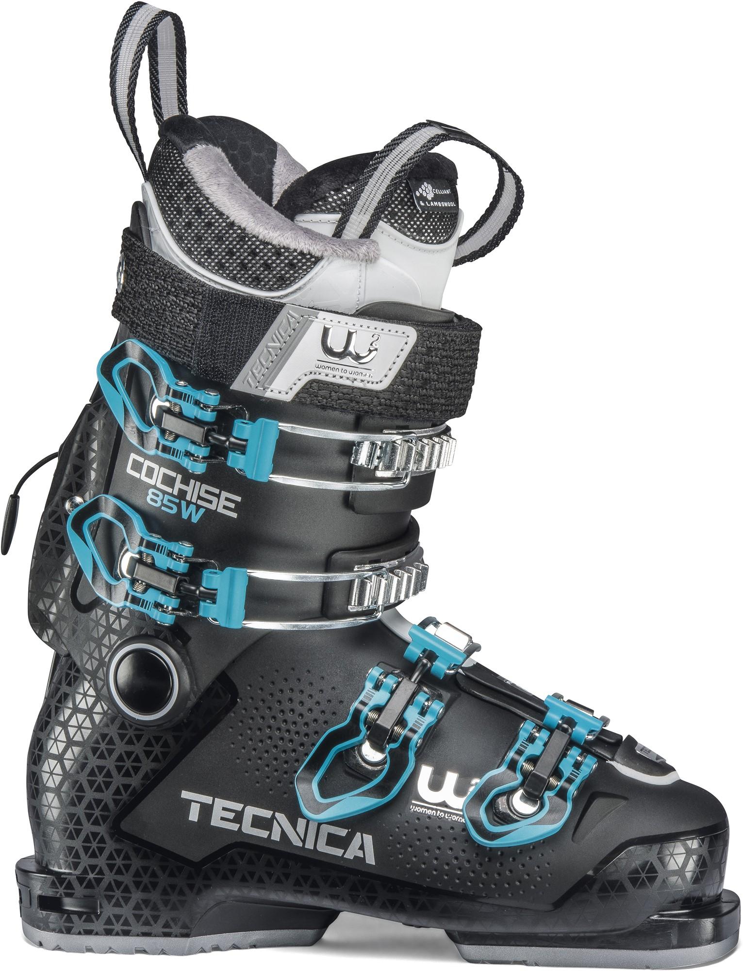 Tecnica Ботинки горнолыжные женские COCHISE 85 W, размер 25,5 см