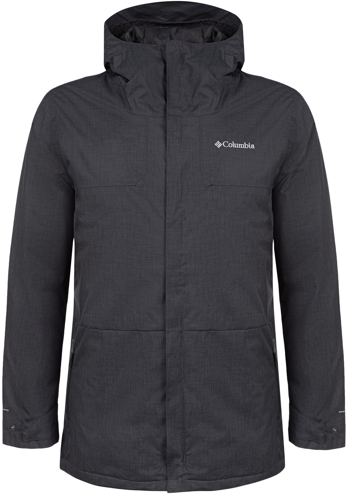 Columbia Куртка утепленная мужская Columbia Rowland Heights, размер 56 цена и фото