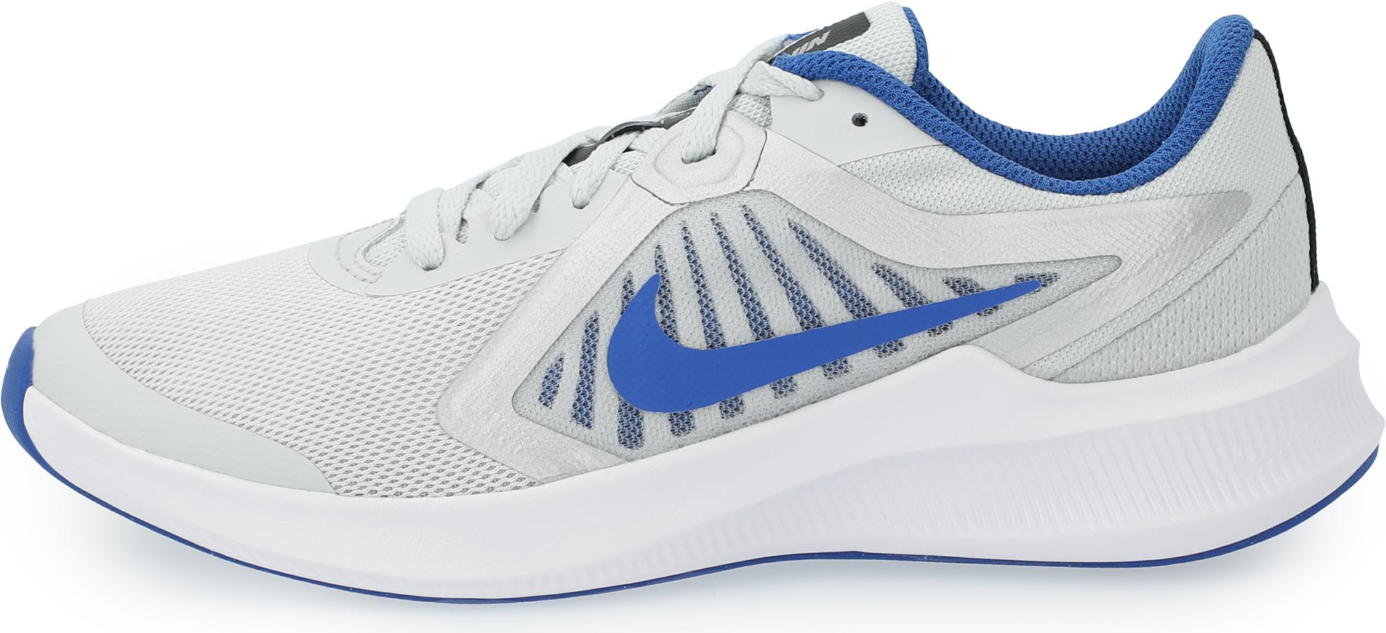 Nike Кроссовки для мальчиков Nike Downshifter 10 (GS), размер 34.5 кроссовки nike cortez basic ltr se gs shoe girls aa3043 001