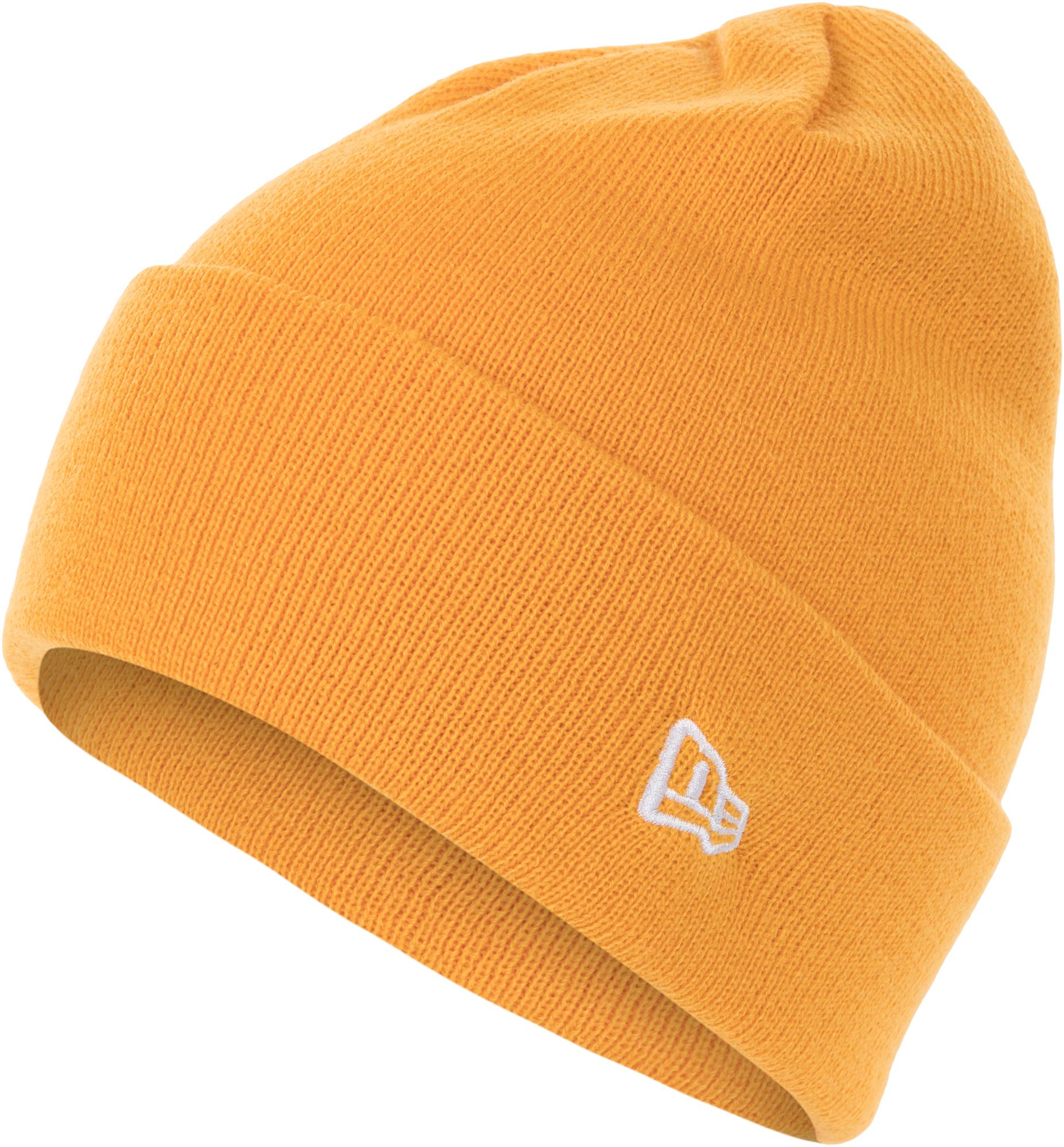 New Era Шапка мужская New Era Ess Cuff Knit new era шапка new era lic 801 essential cuff knit размер без размера