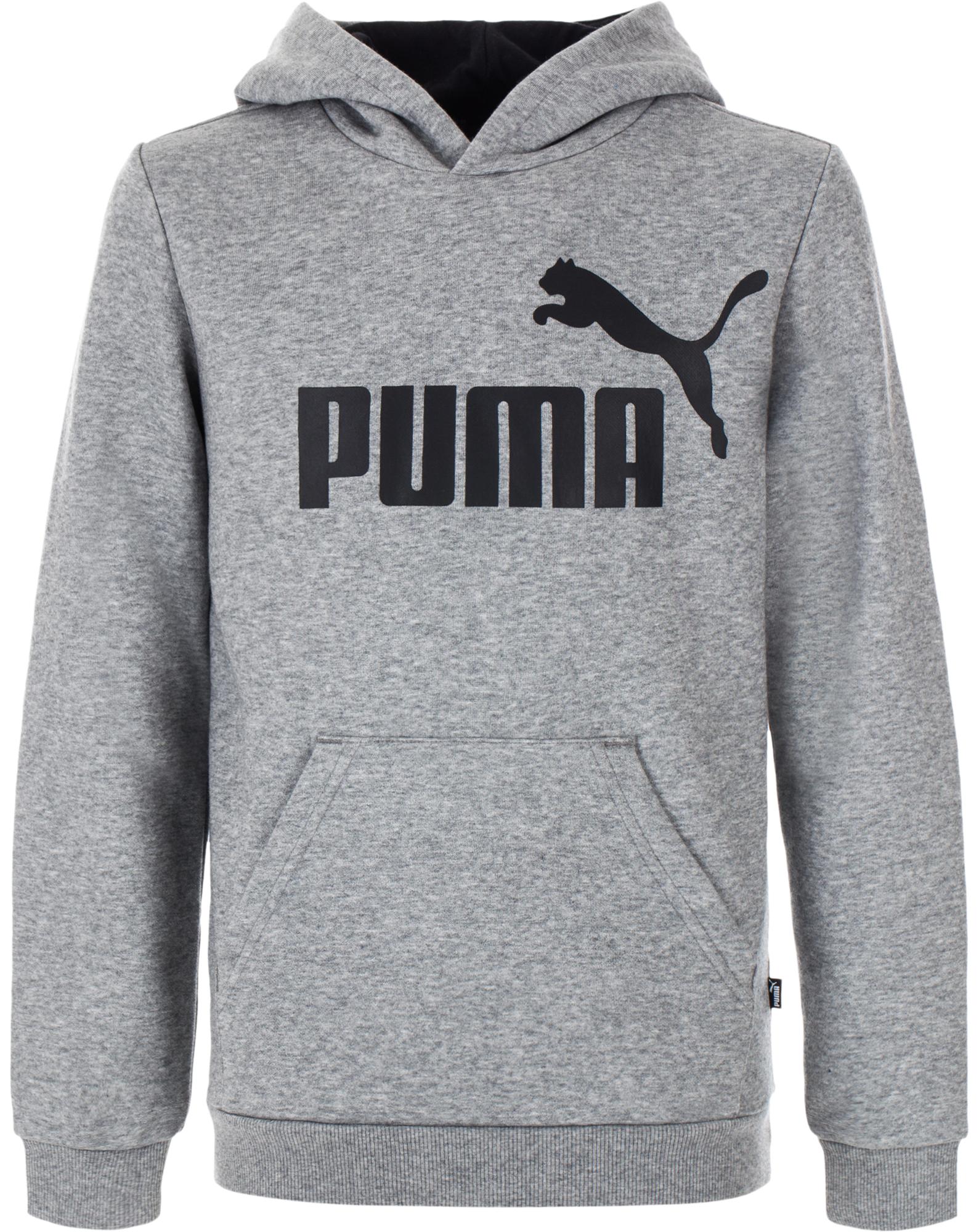 Puma Джемпер для мальчиков Puma ESS Logo, размер 140
