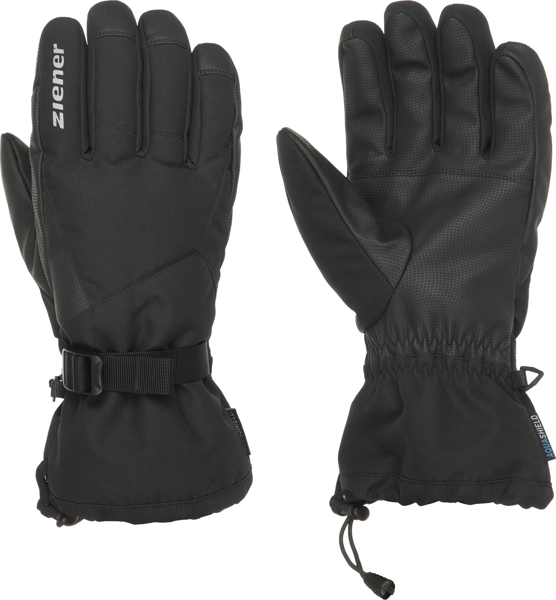 Ziener Перчатки мужские Ziener, размер 9,5 ziener перчатки мужские ziener gliss gtx размер 9