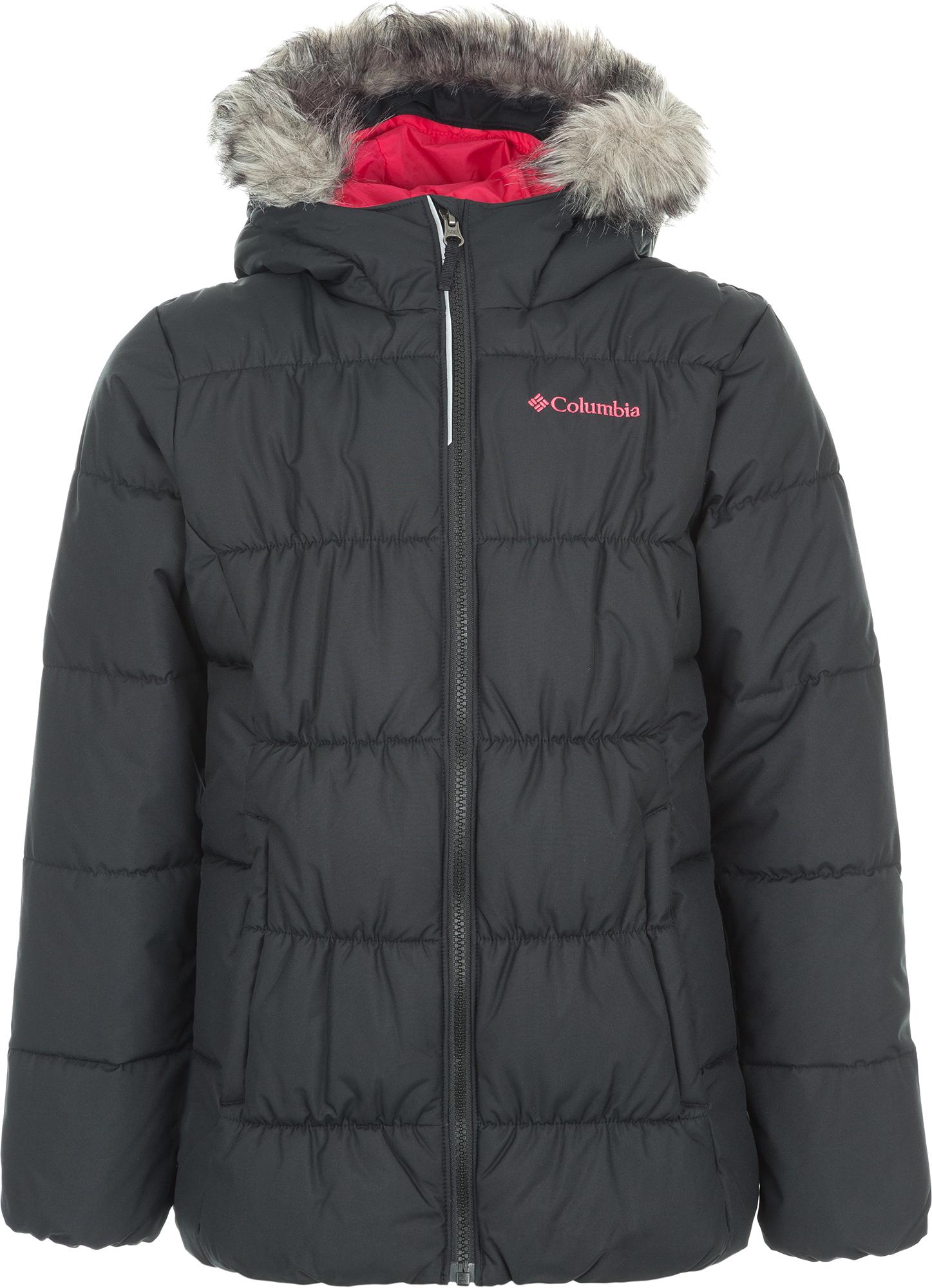 Columbia Куртка утепленная для девочек Columbia Gyroslope columbia куртка утепленная для девочек columbia horizon ride