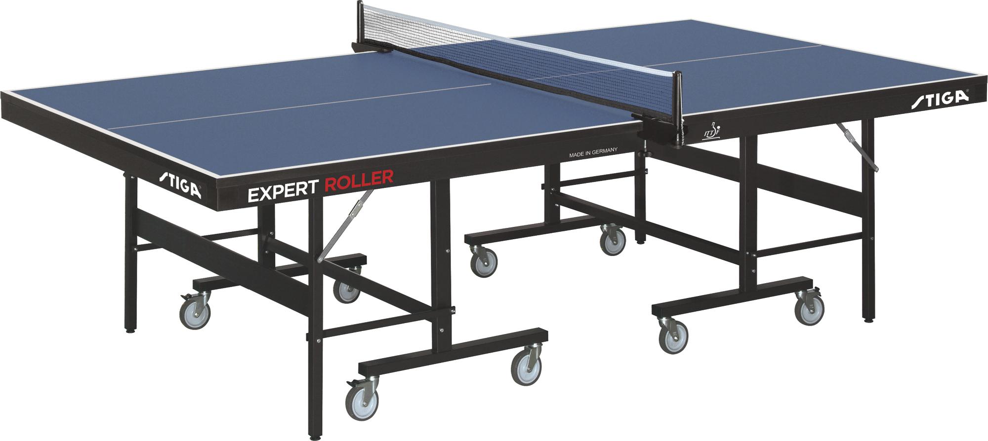 Stiga Теннисный стол для помещений Expert Roller CSS