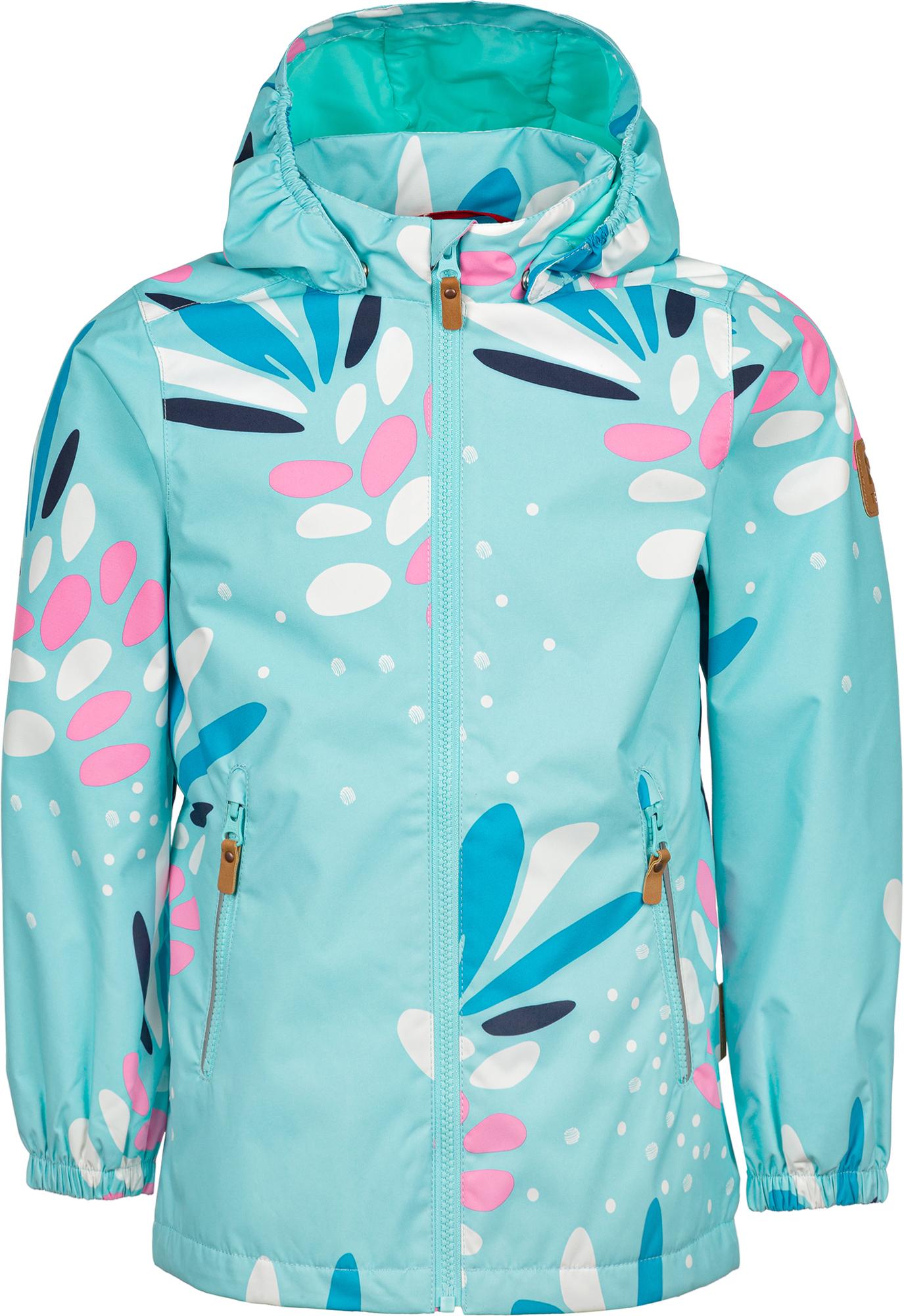 цена на Reima Куртка утепленная для девочек Reima Anise, размер 134