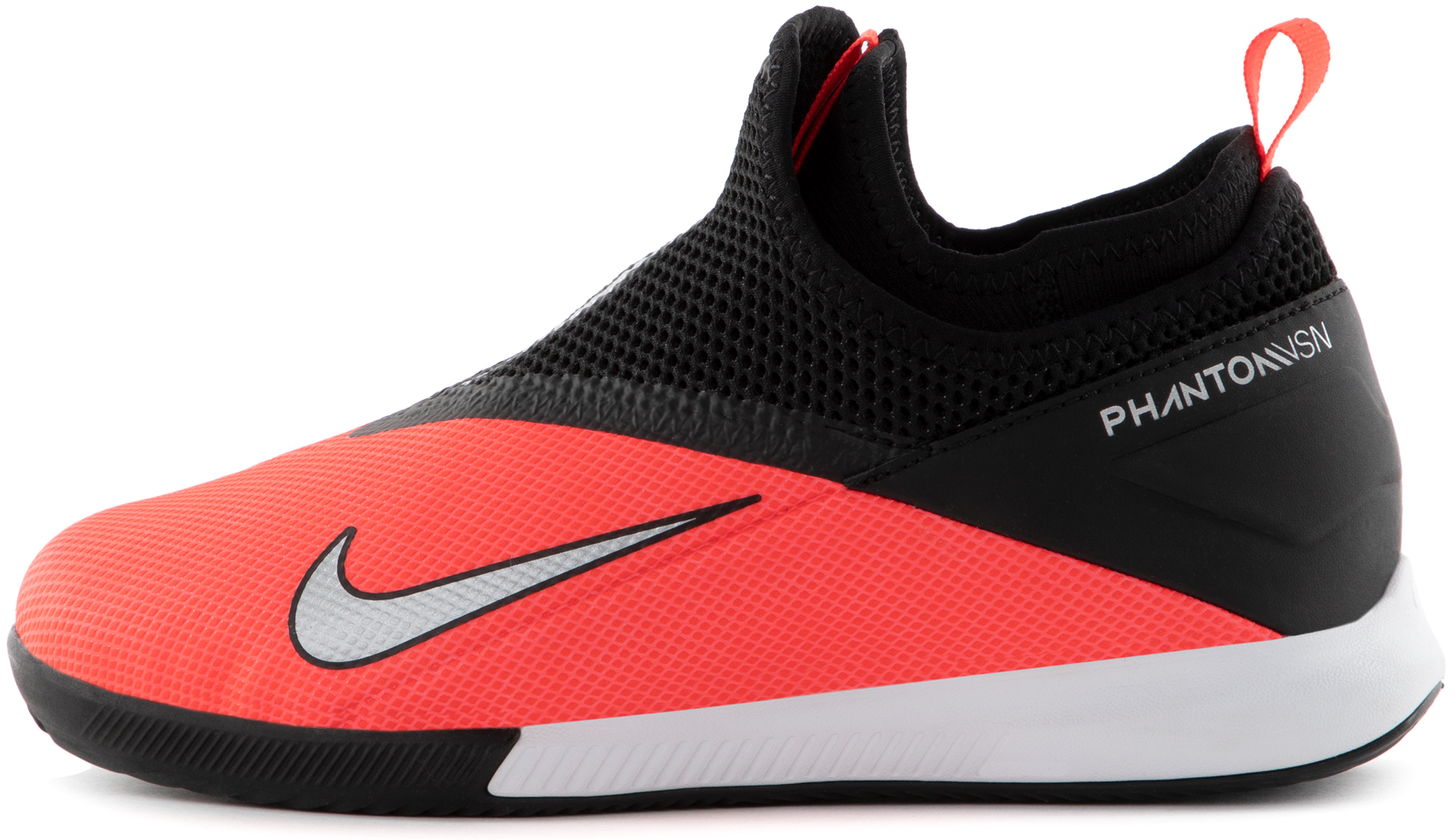 Nike Бутсы для мальчиков Nike Phantom Vision 2 Academy Dynamic Fit IC, размер 35 цена