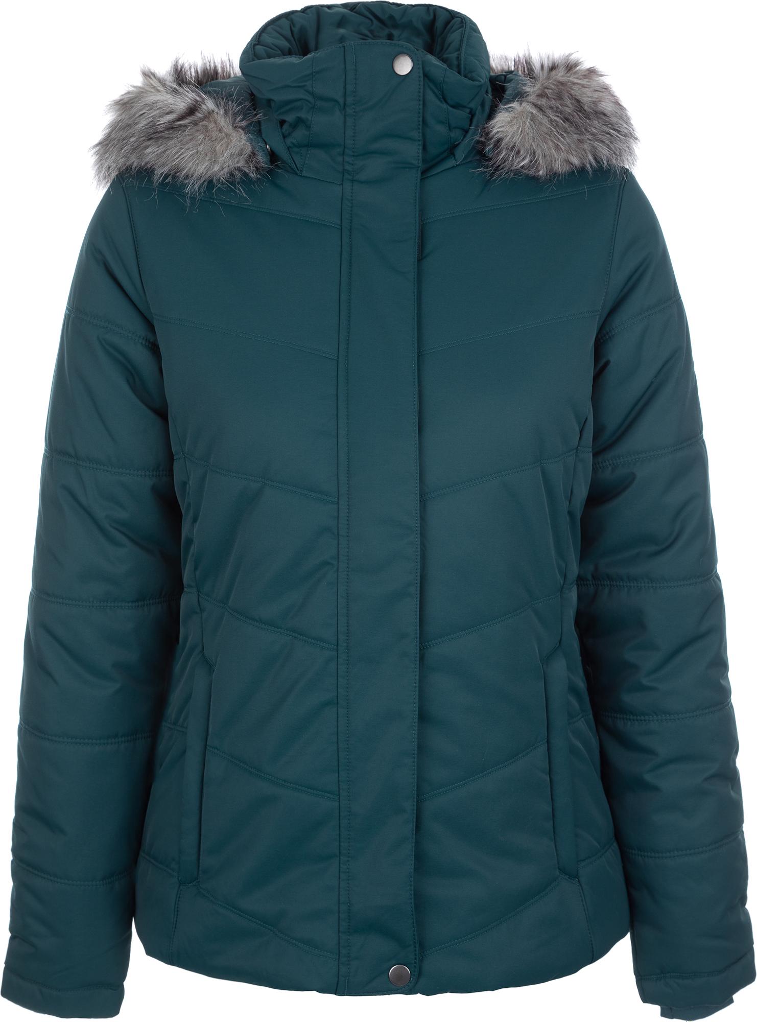 Фото - Columbia Куртка утепленная женская Columbia Deerpoint, размер 48 куртка женская trussardi цвет темно синий 36s00158 blue night размер l 46 48