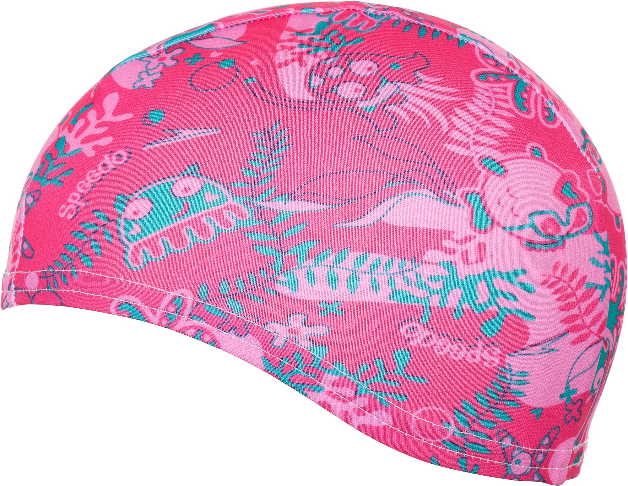 Speedo Шапочка для плавания детская Speedo Sea Squad, размер Без размера 3 01 8a 734