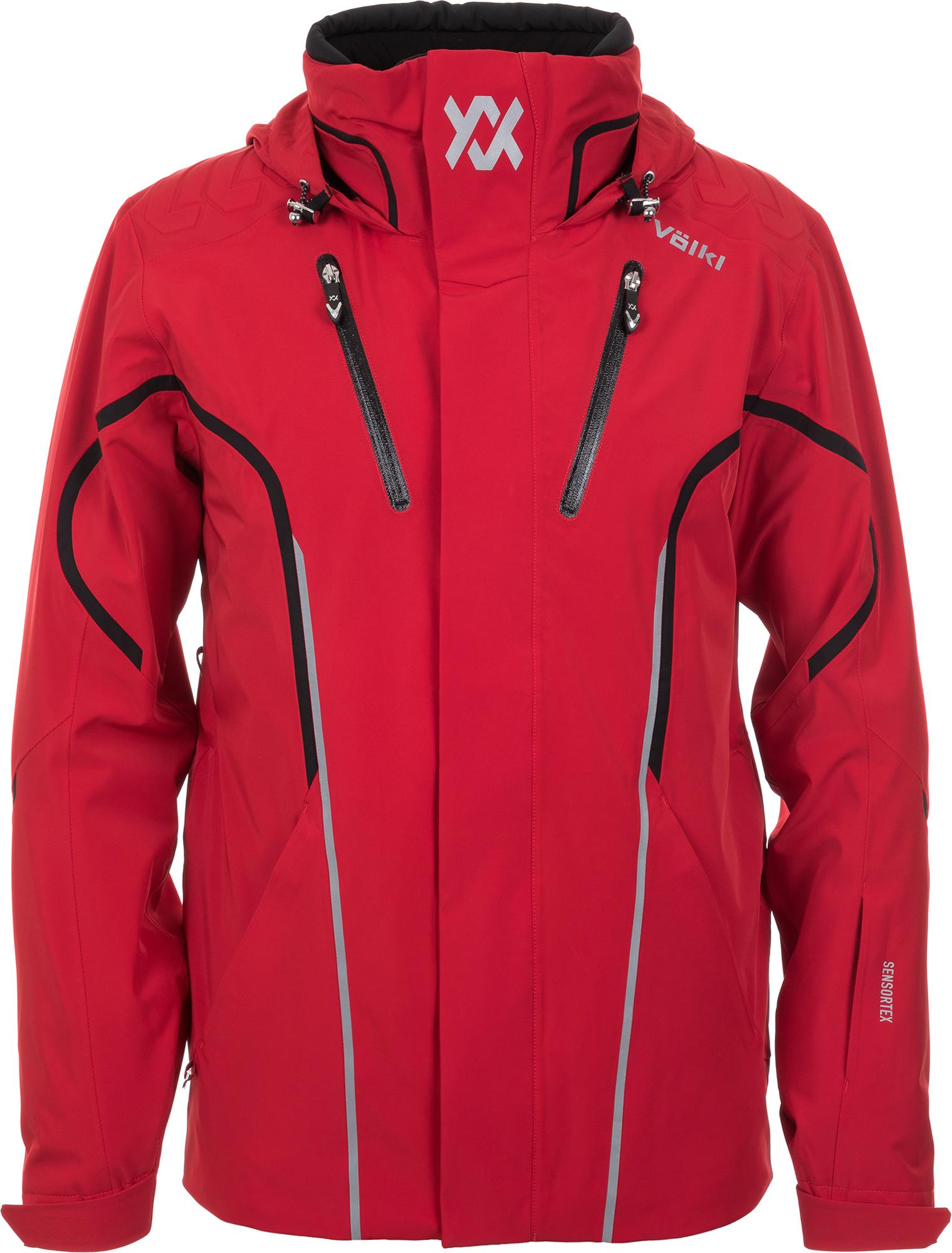 Volkl Куртка утепленная мужская Volkl, размер 54 prada утепленная куртка на молнии