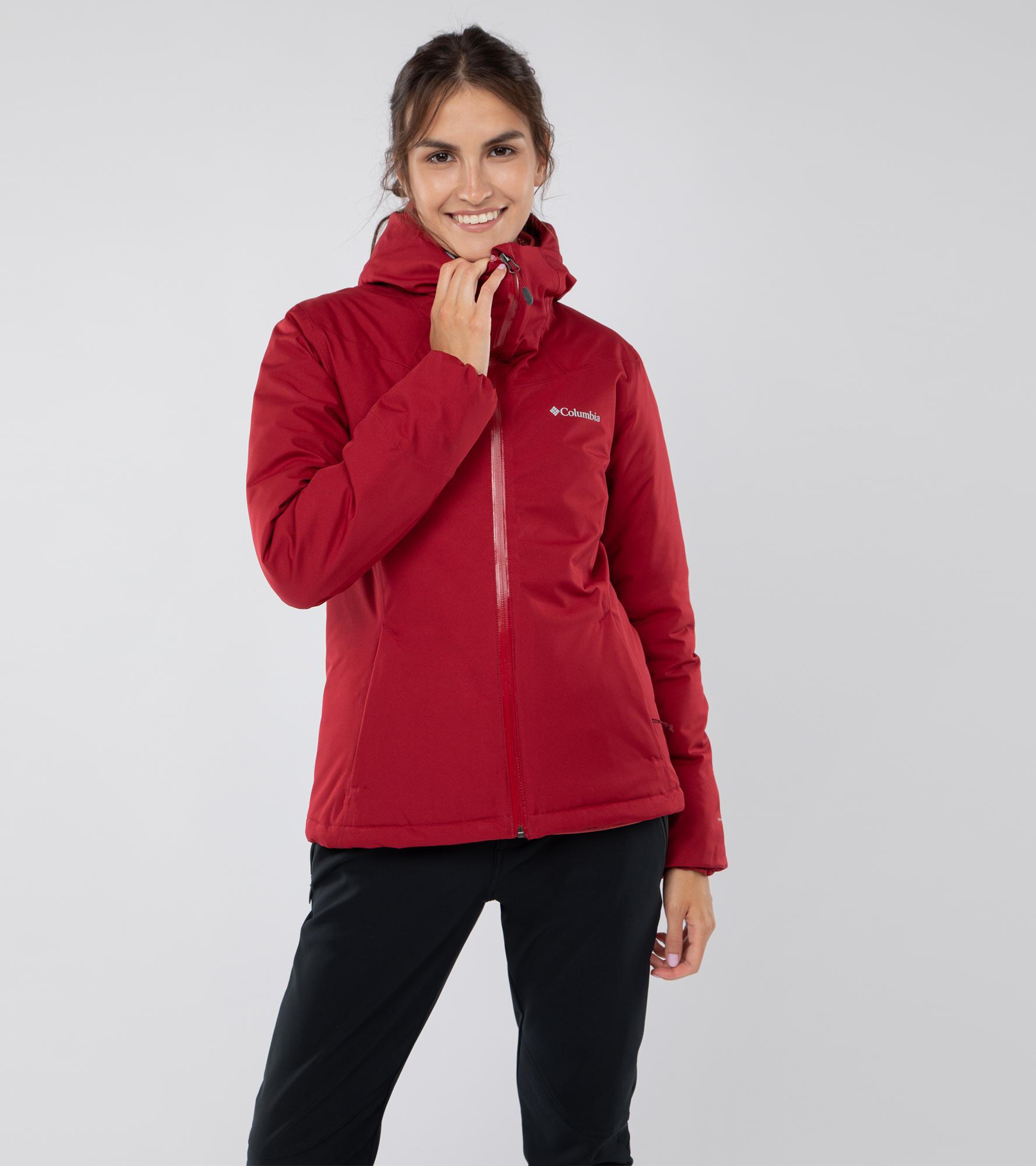 Columbia Куртка утепленная женская Columbia Windgates, размер 50 columbia куртка утепленная женская columbia windgates размер 50