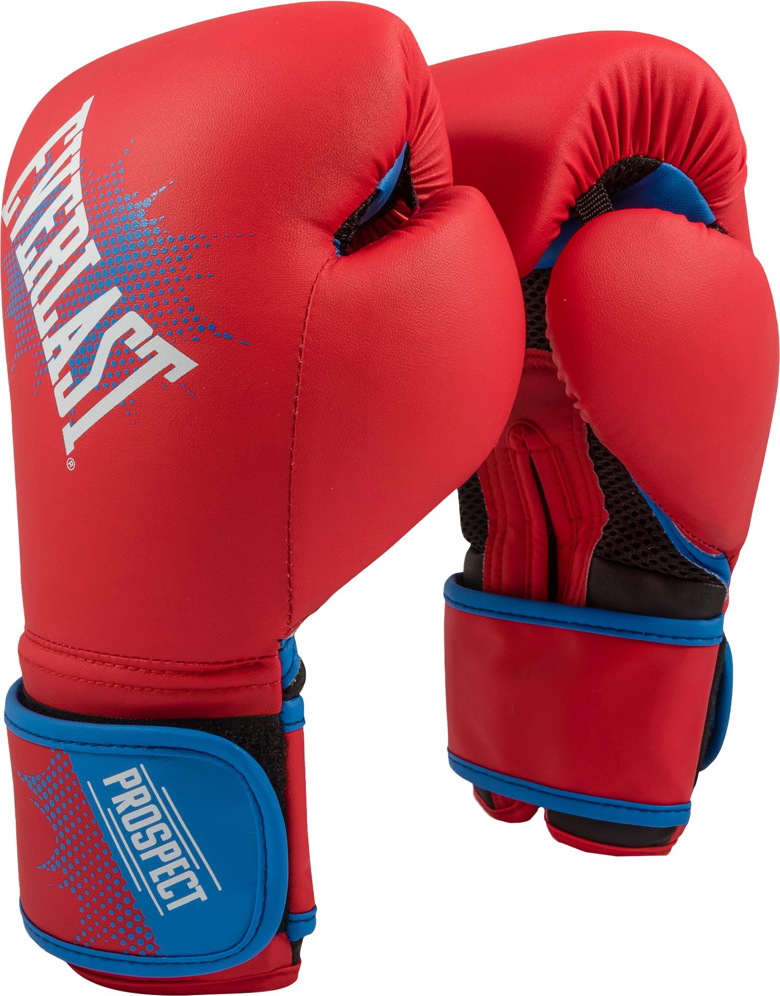 Everlast Перчатки боксерские детские Prospect, размер 8 oz