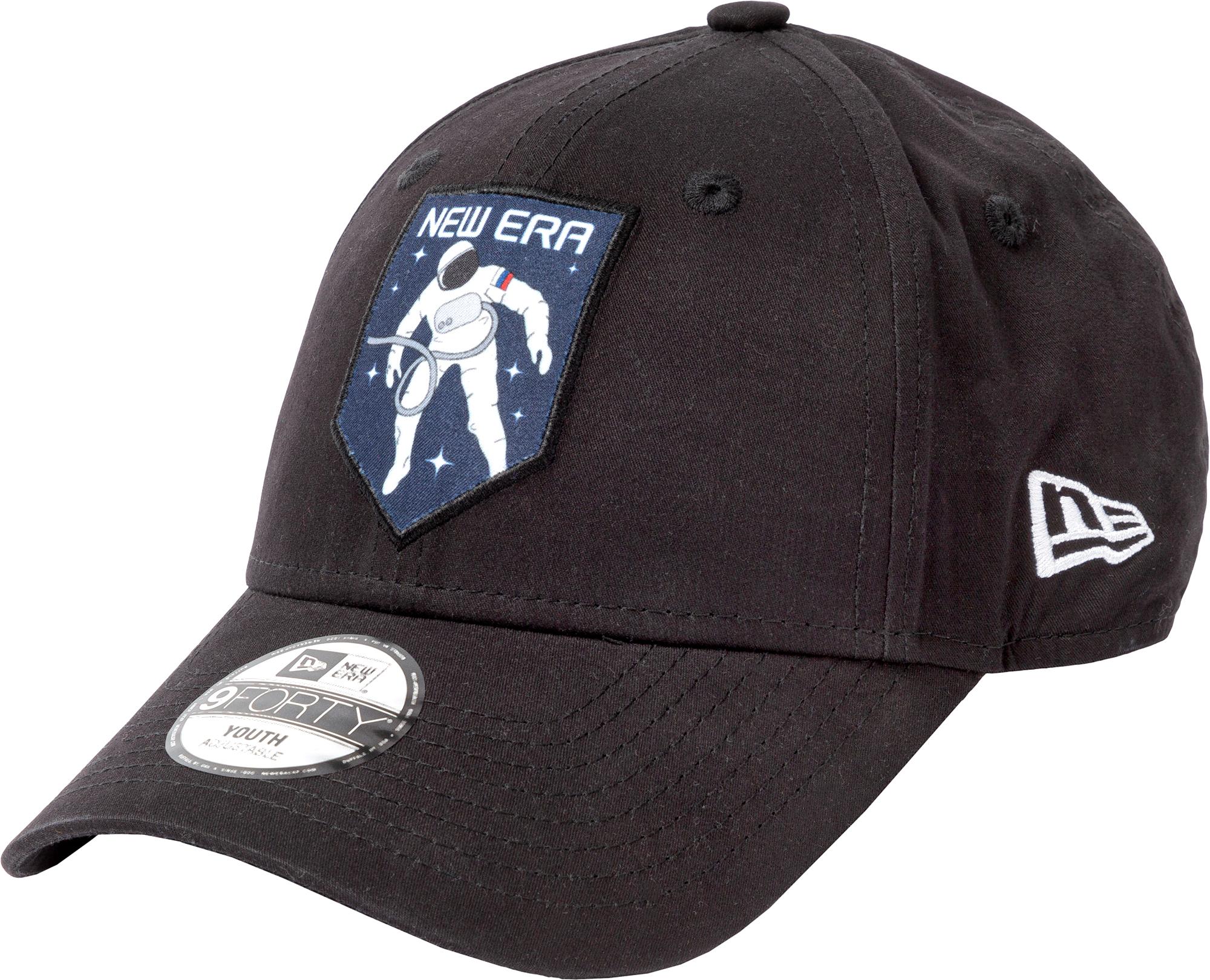 New Era Бейсболка для мальчиков New Era Space 940, размер 54-55 new era шапка для мальчиков new era ne cuff pom размер 54 55
