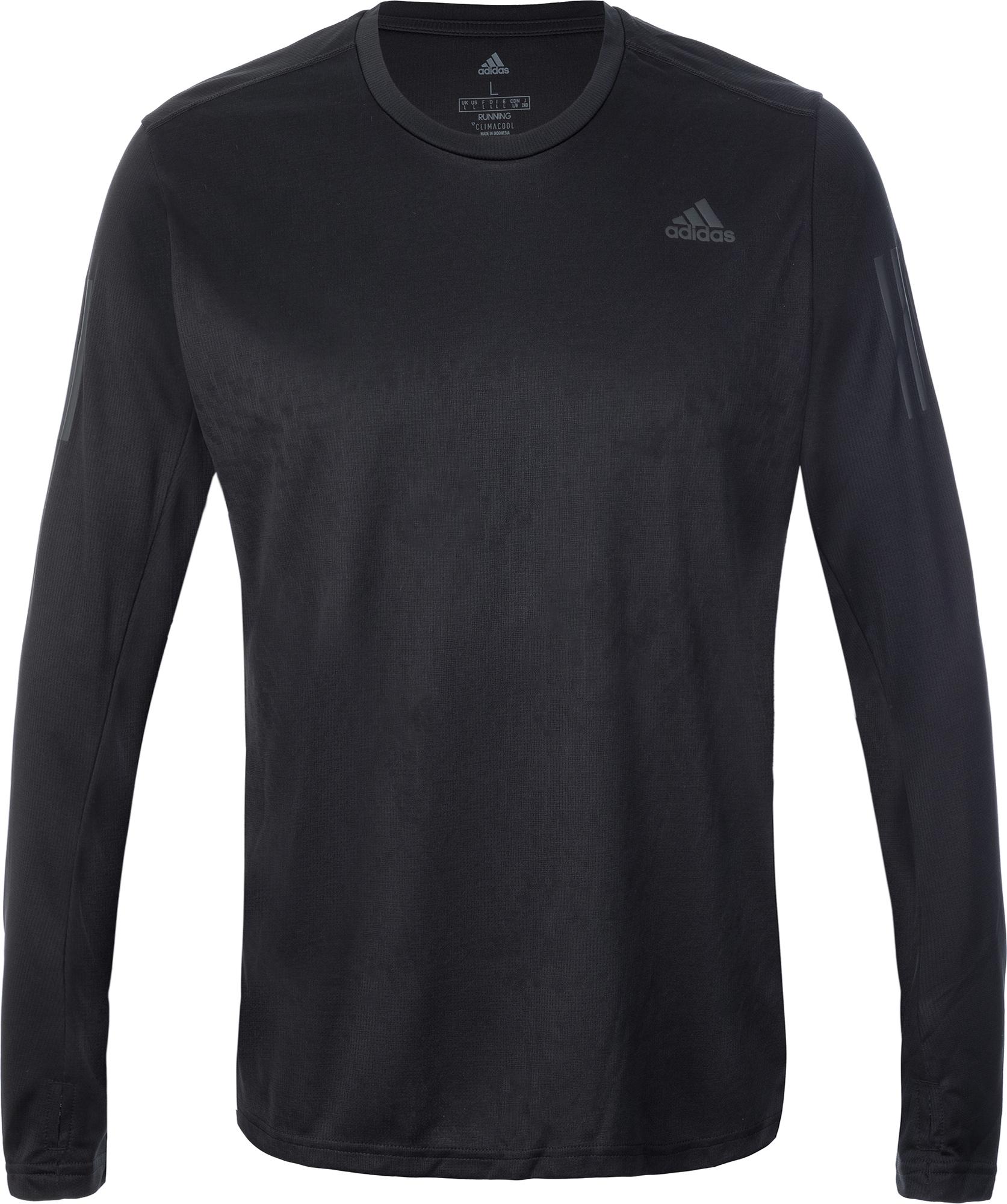 Adidas Лонгслив мужской Adidas Own the Run, размер 58 цены