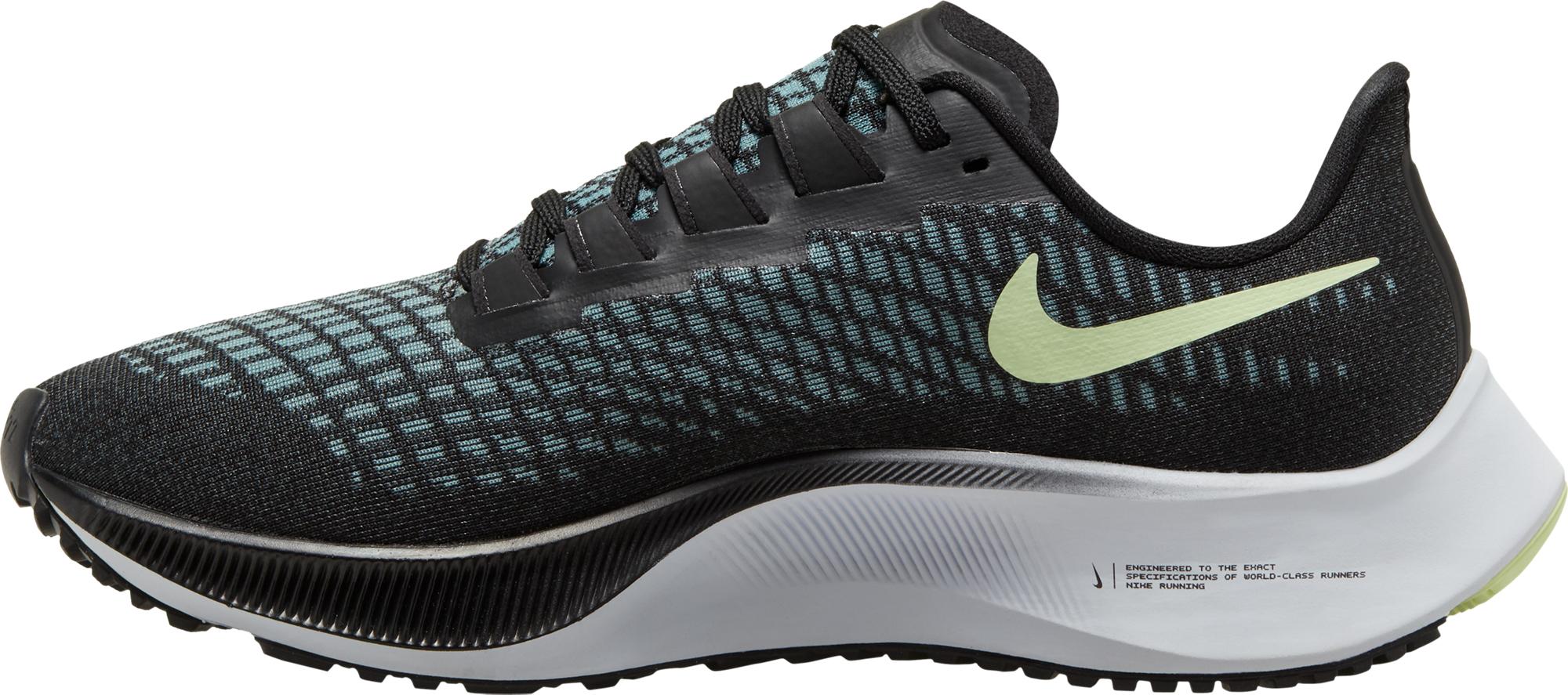 цена Nike Кроссовки женские Nike WMNS Air Zoom Pegasus 37, размер 37 онлайн в 2017 году