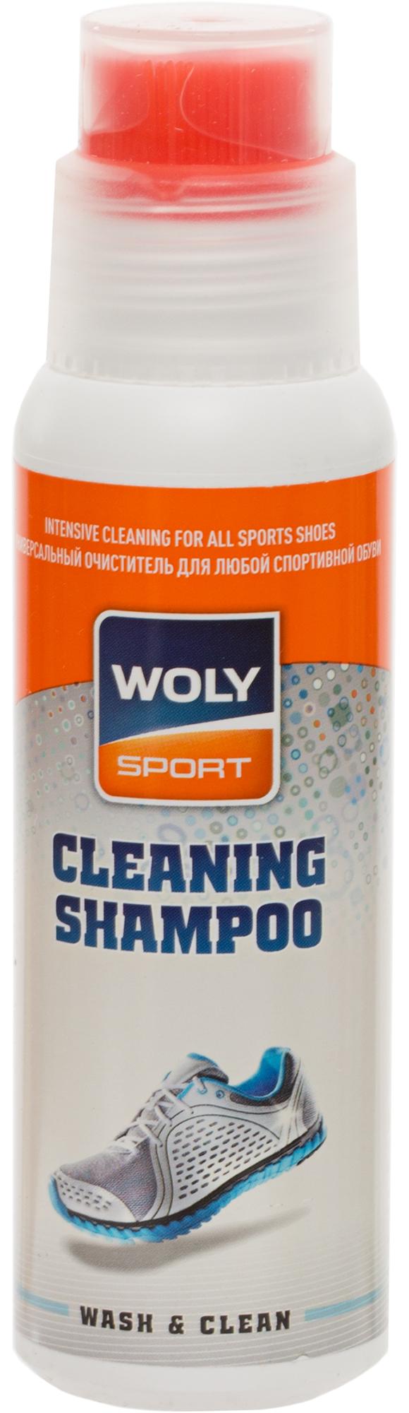 Woly Универсальный очиститель для спортивной обуви Sport, 200 мл
