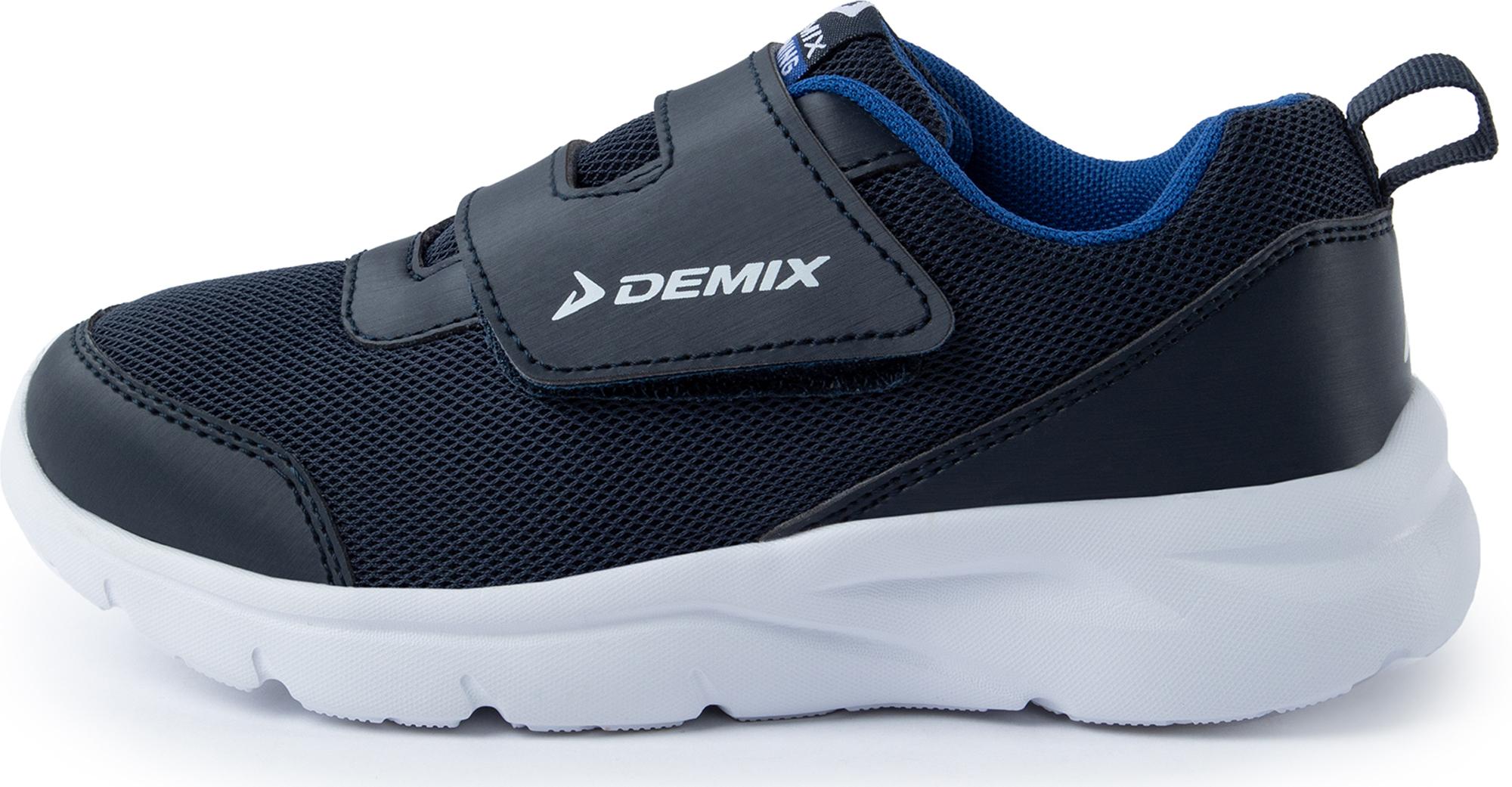Demix Кроссовки для мальчиков Demix Lider II, размер 29 demix кроссовки для мальчиков demix sport размер 34