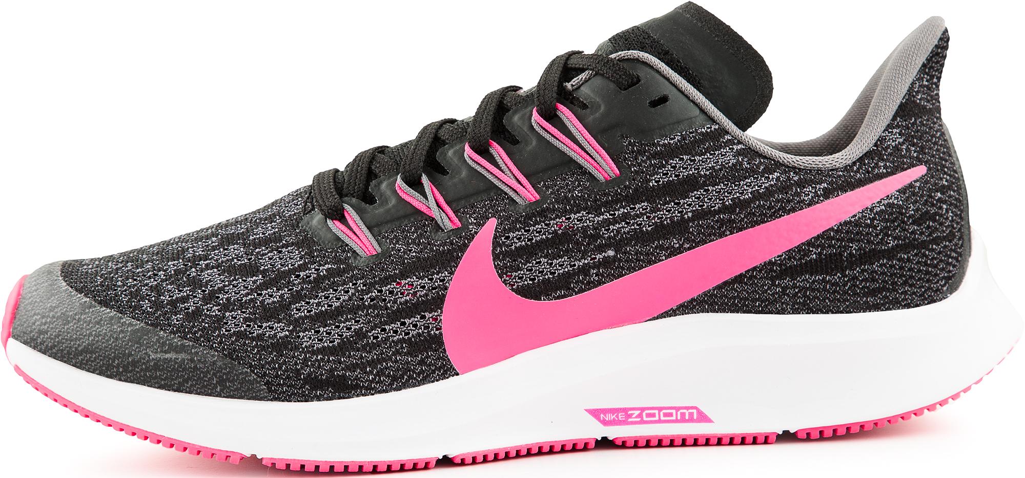 Nike Кроссовки для девочек Air Zoom Pegasus 36, размер 35