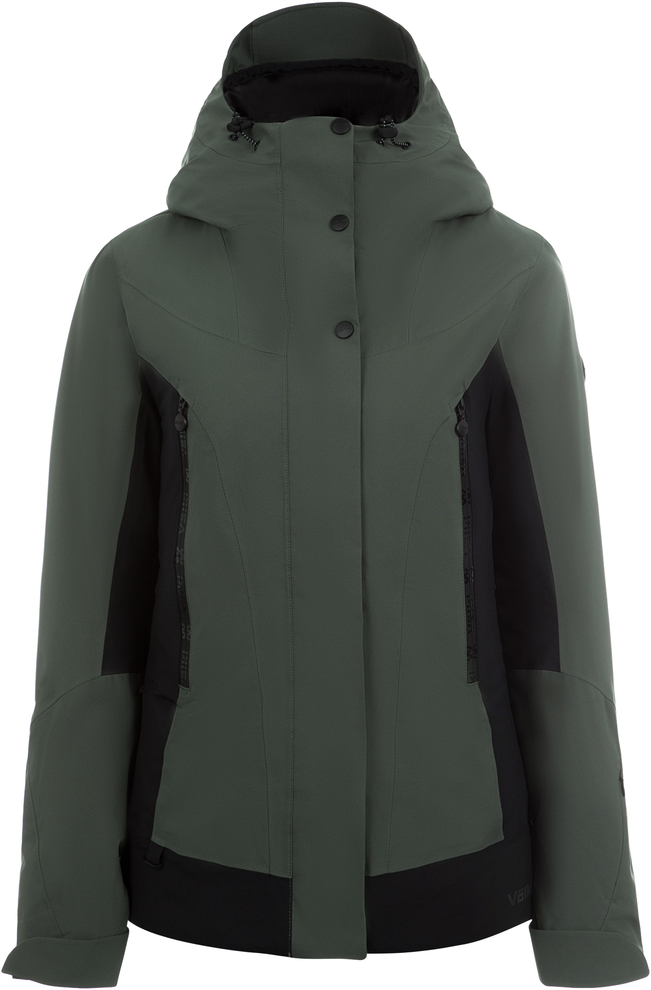 цена Volkl Куртка утепленная женская Volkl, размер 46 онлайн в 2017 году