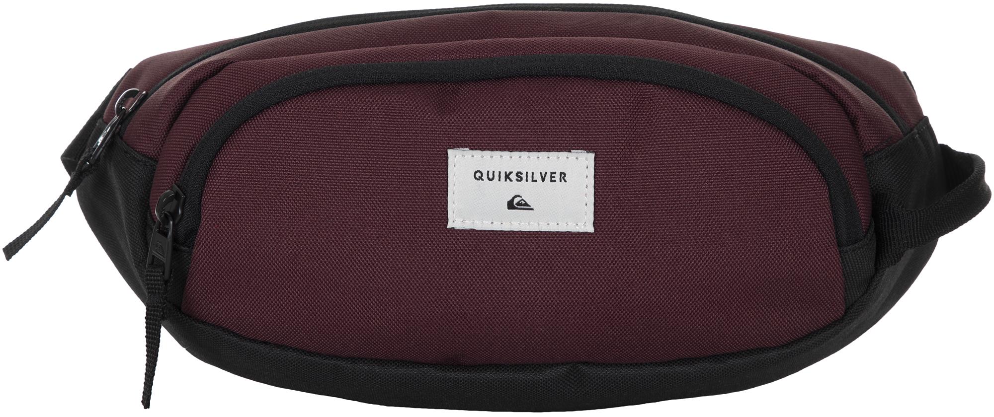 Quiksilver Сумка на пояс Quiksilver Smugglet цена