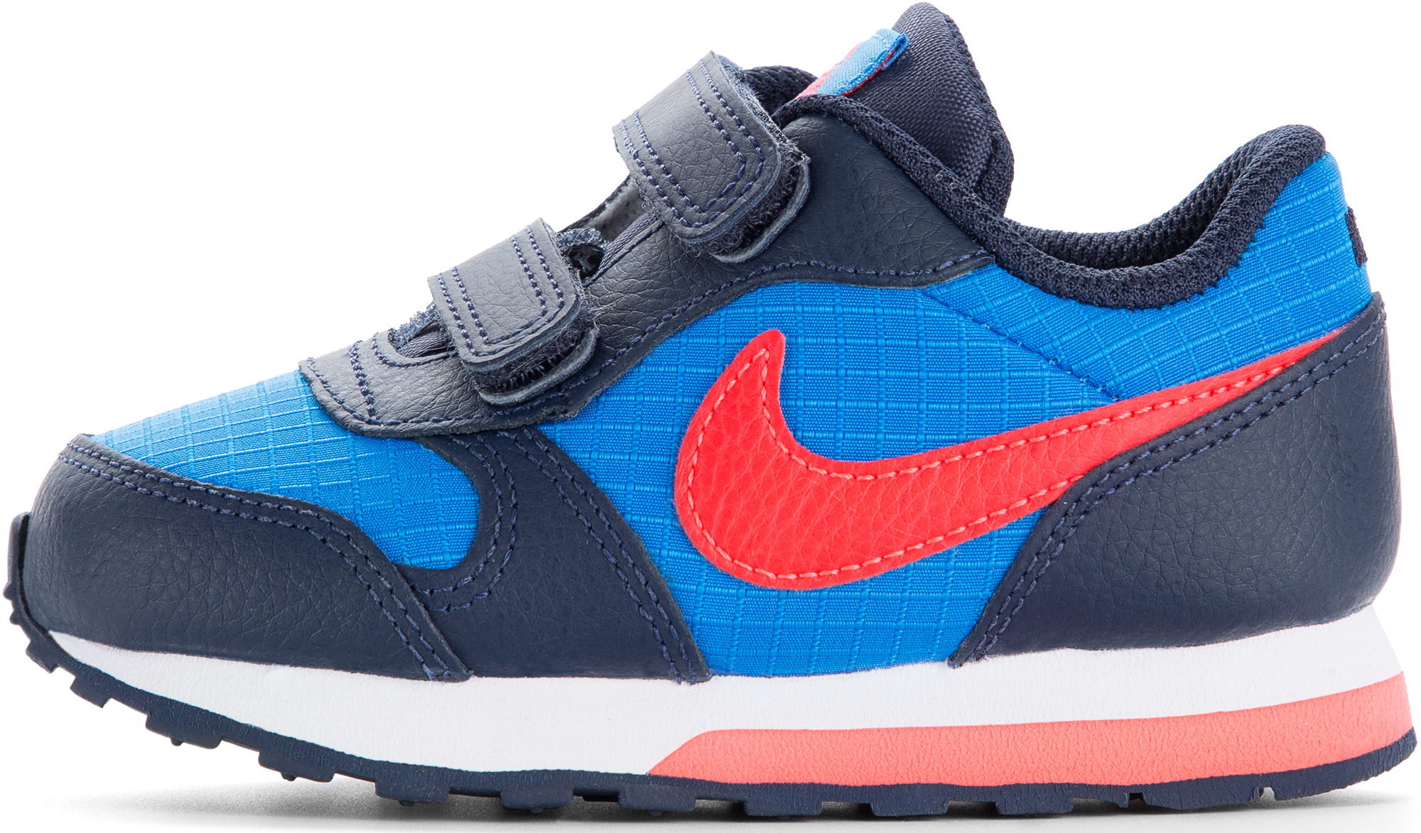 Nike Кроссовки для мальчиков Nike MD Runner 2, размер 22,5 nike кроссовки для мальчиков nike lunar hayward размер 37 5