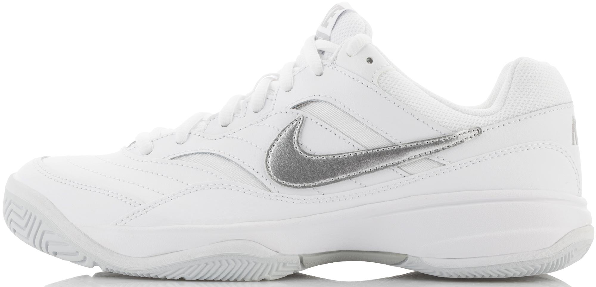 Nike Кроссовки женские Nike Court Lite, размер 39,5 кроссовки для тенниса мужские nike court lite цвет белый 845021 100 размер 10 5 43 5