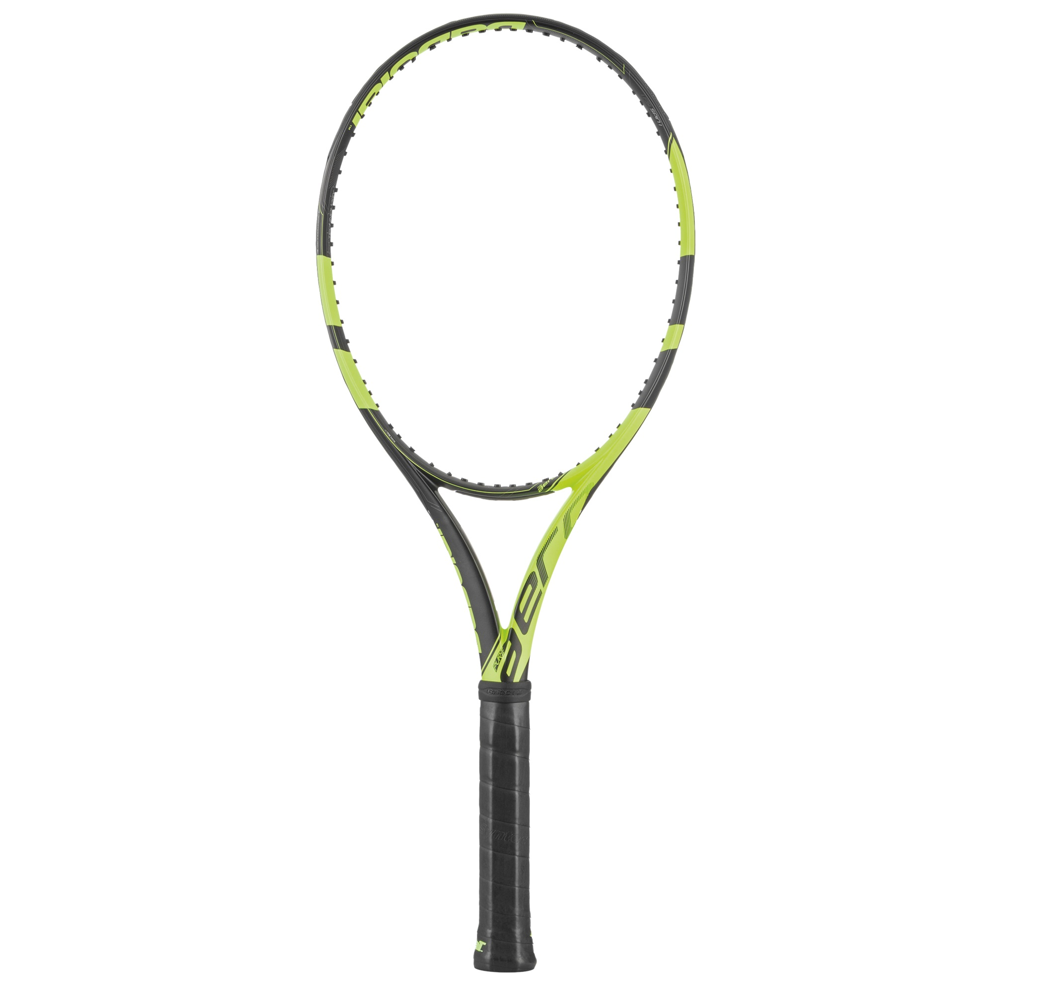 Babolat Ракетка для большого тенниса Babolat Pure Aero Unstrung, размер 4 babolat набор мячей для большого тенниса babolat red foam x3 размер без размера