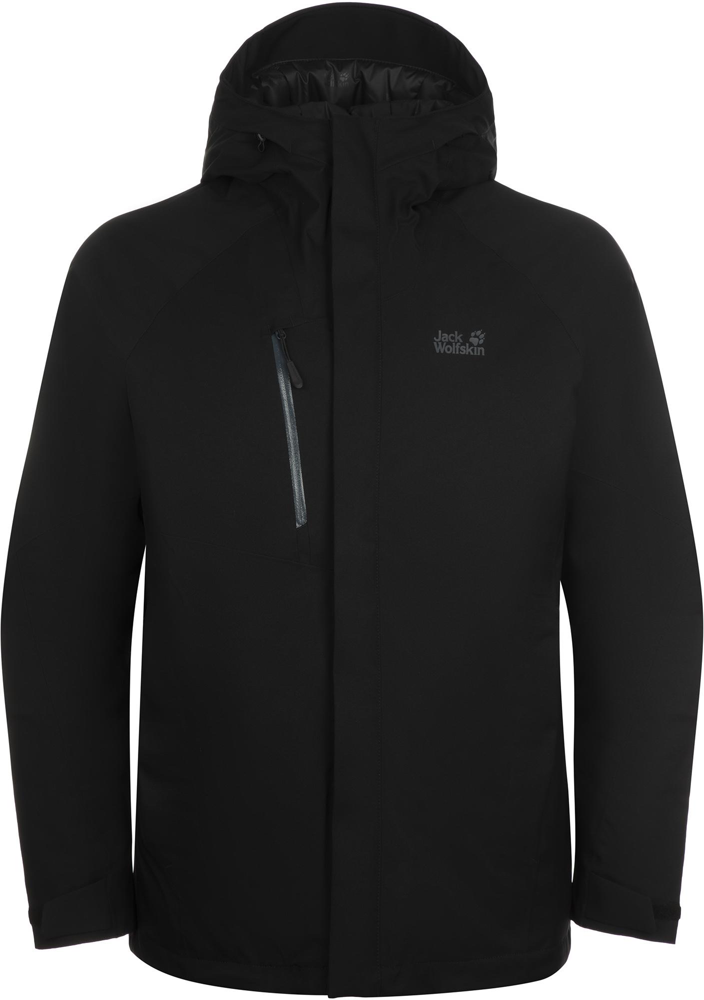 JACK WOLFSKIN Куртка утепленная мужская Jack Wolfskin Troposphere, размер 44
