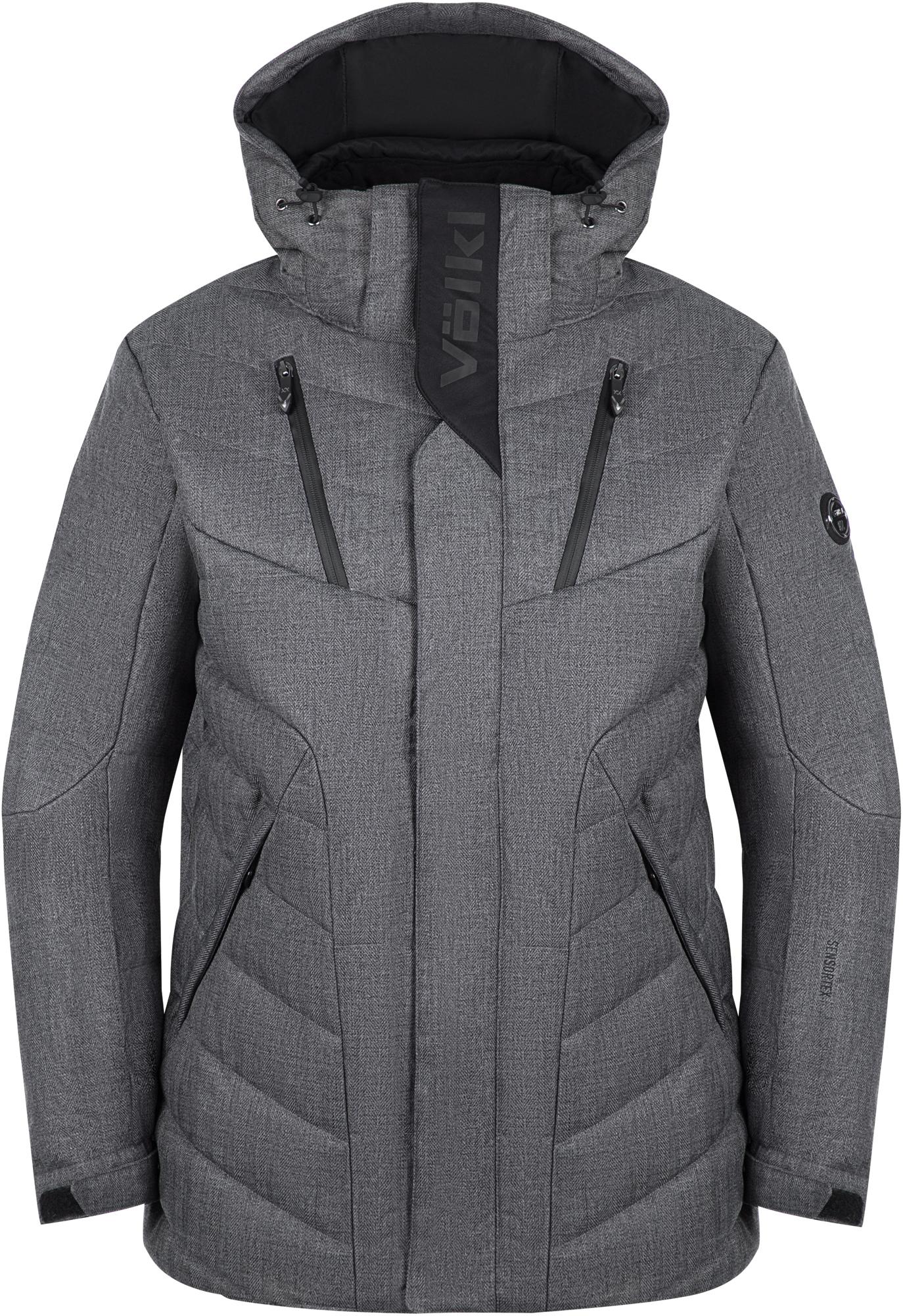 Volkl Куртка пуховая мужская Volkl, размер 54 цена 2017