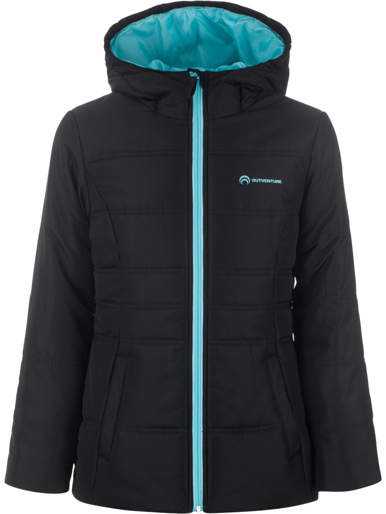 Outventure Куртка утепленная для девочек Outventure outventure спальный мешок правый для походов outventure trek t 3