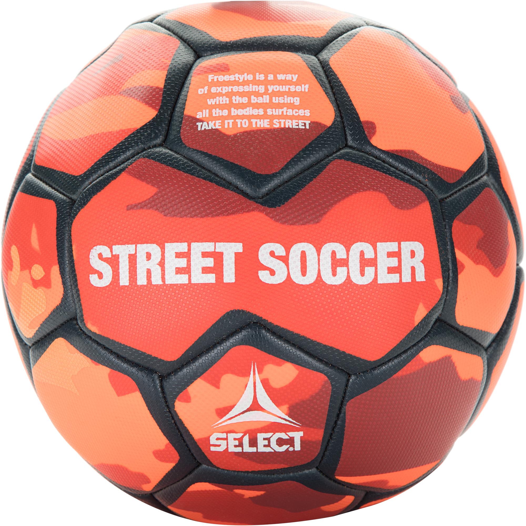 Select Мяч футбольный Select Street Soccer цена