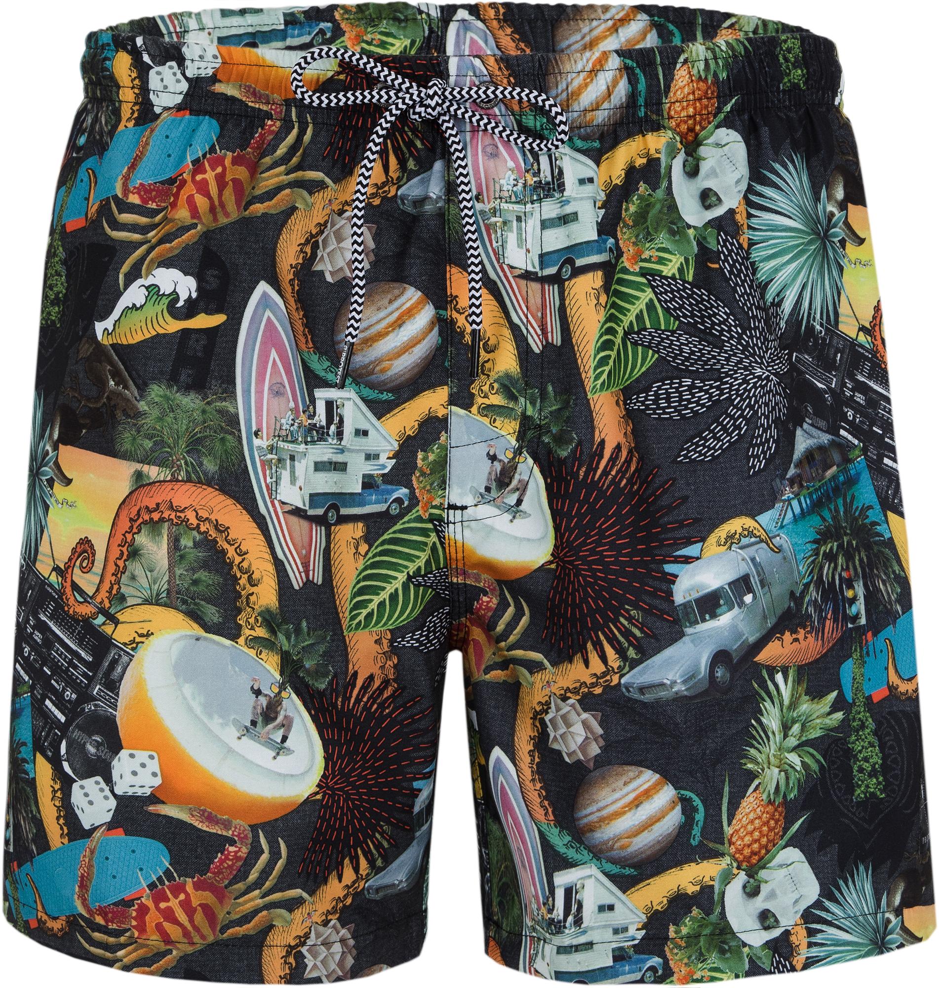 купить Protest Шорты пляжные мужские Protest Niles, размер 46-48 по цене 1149 рублей