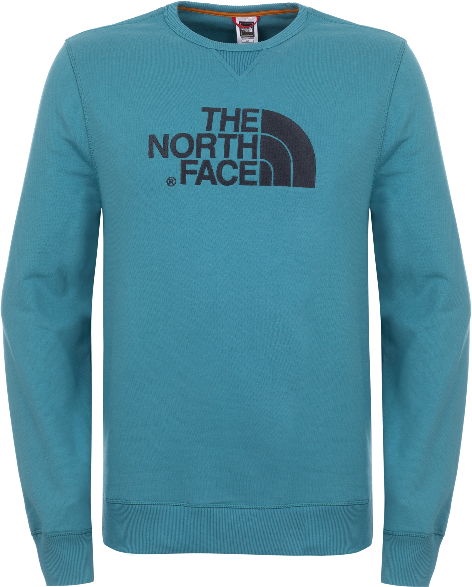The North Face Джемпер мужской The North Face Drew Peak Crew, размер 50 все цены