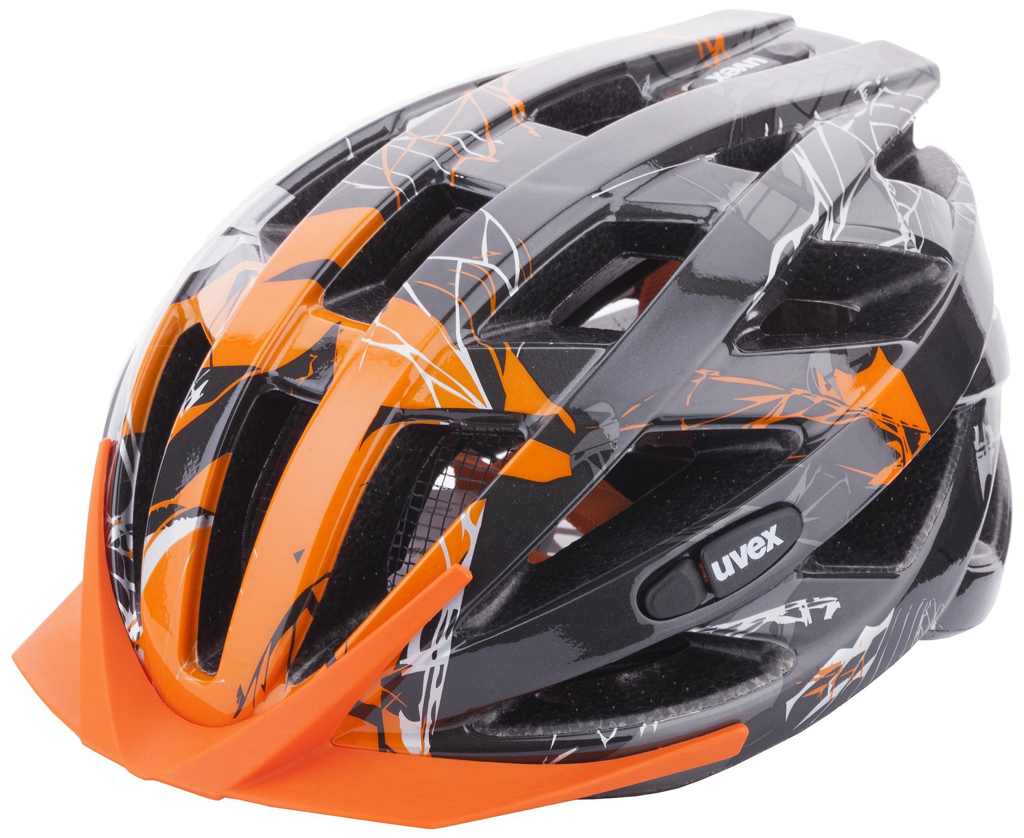 Uvex Шлем велосипедный Uvex I-vo с
