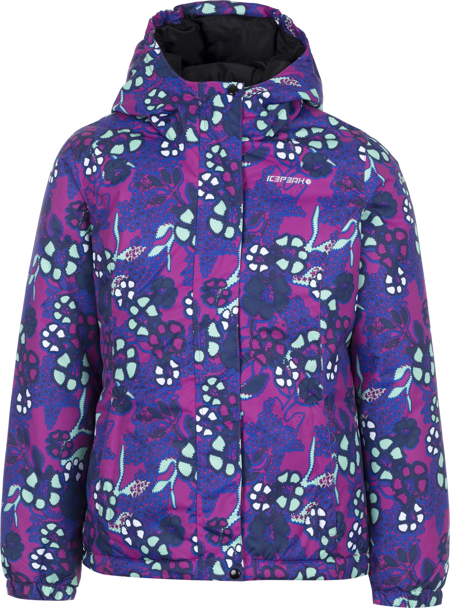 IcePeak Куртка утепленная для девочек IcePeak Rena обогреватель galaxy gl 8176