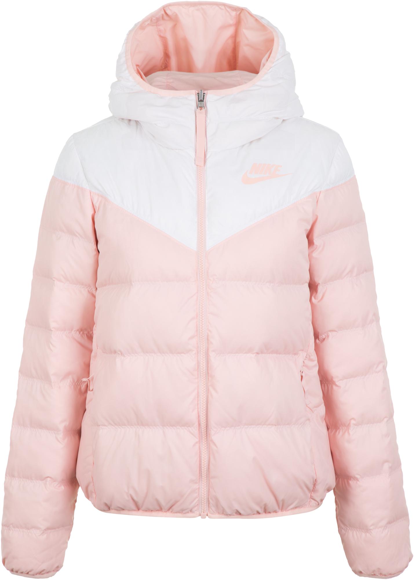 Nike Куртка пуховая женская Nike, размер 50-52 цена