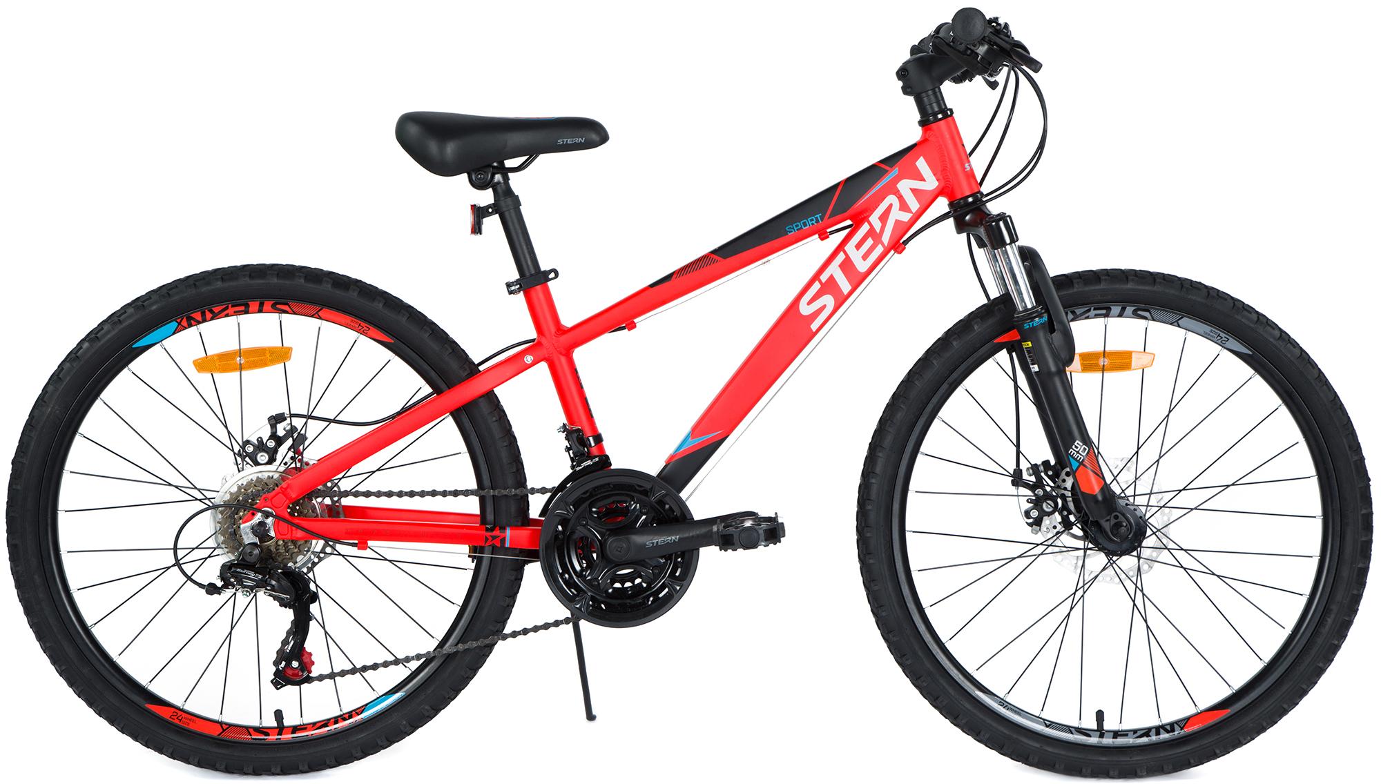 Stern Велосипед подростковый Stern Attack Sport 24 цена