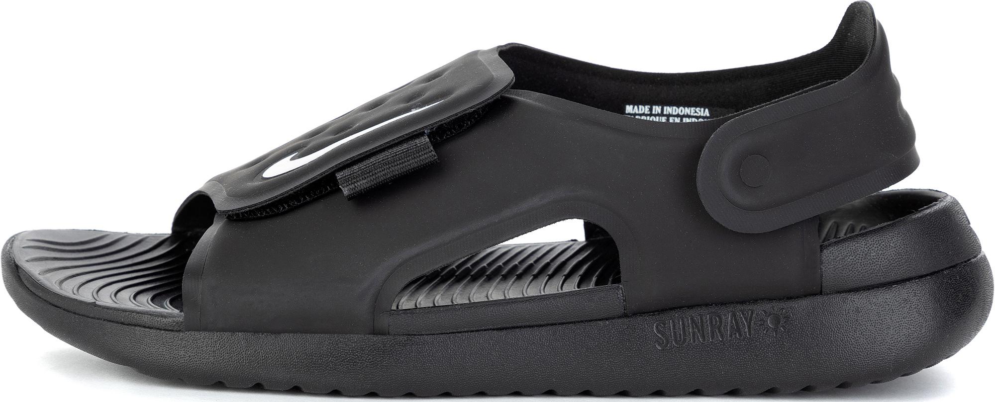 Nike Сандалии детские Nike Sunray Adjust 5, размер 35 сандалии детские roxy tw pebbles vi rainbow